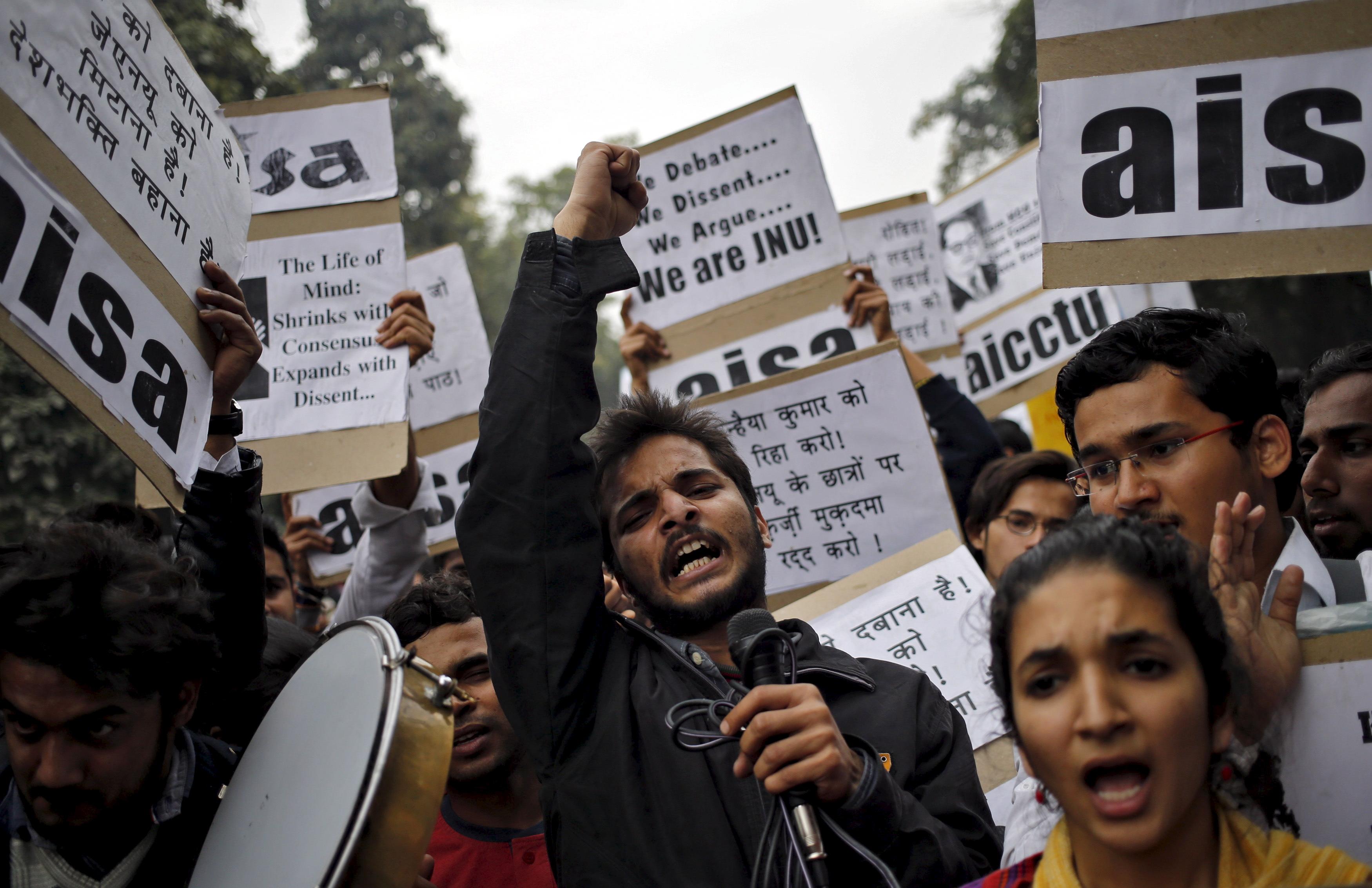India-JNU-Delhi