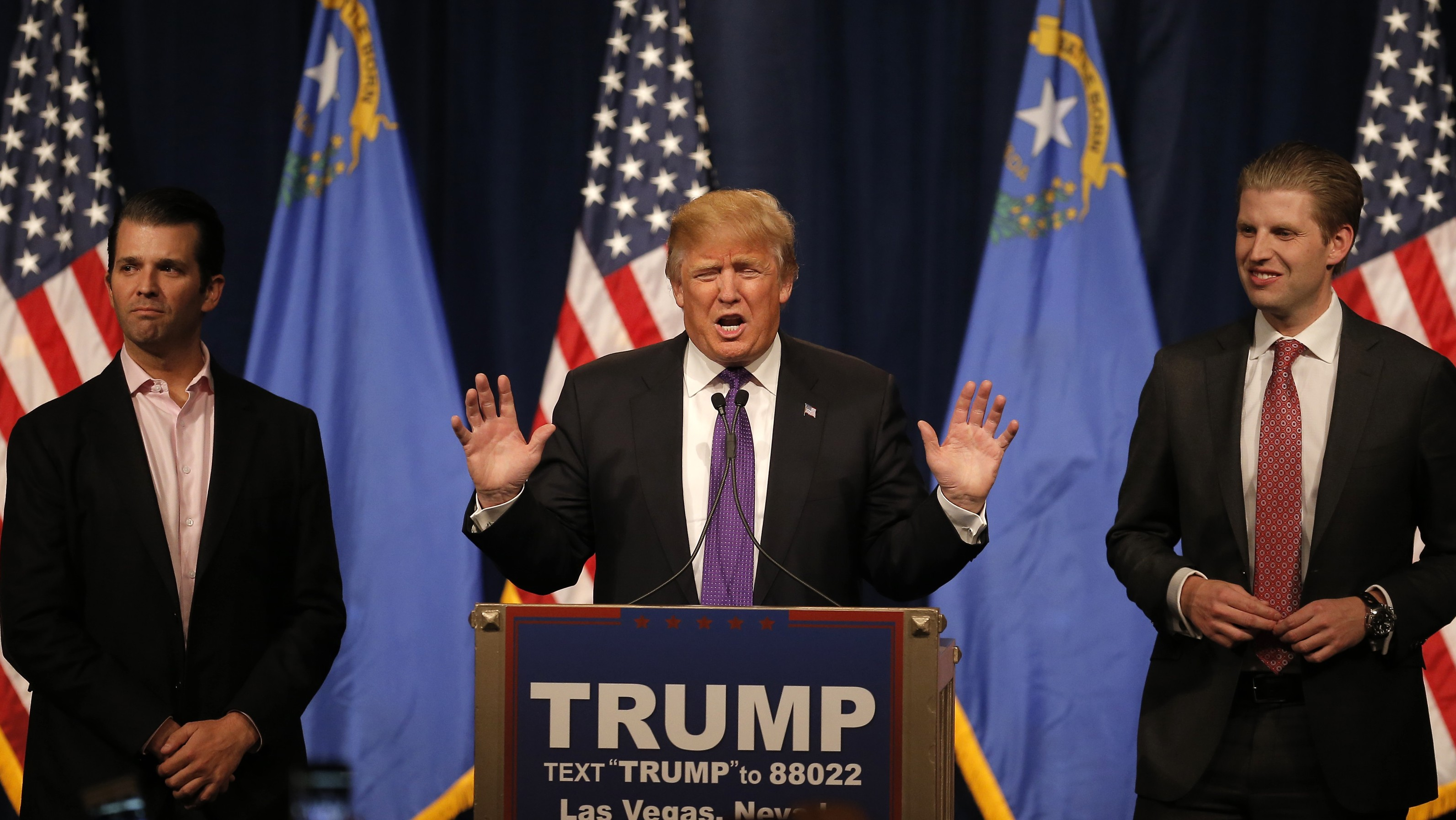 Trump Nevada victory