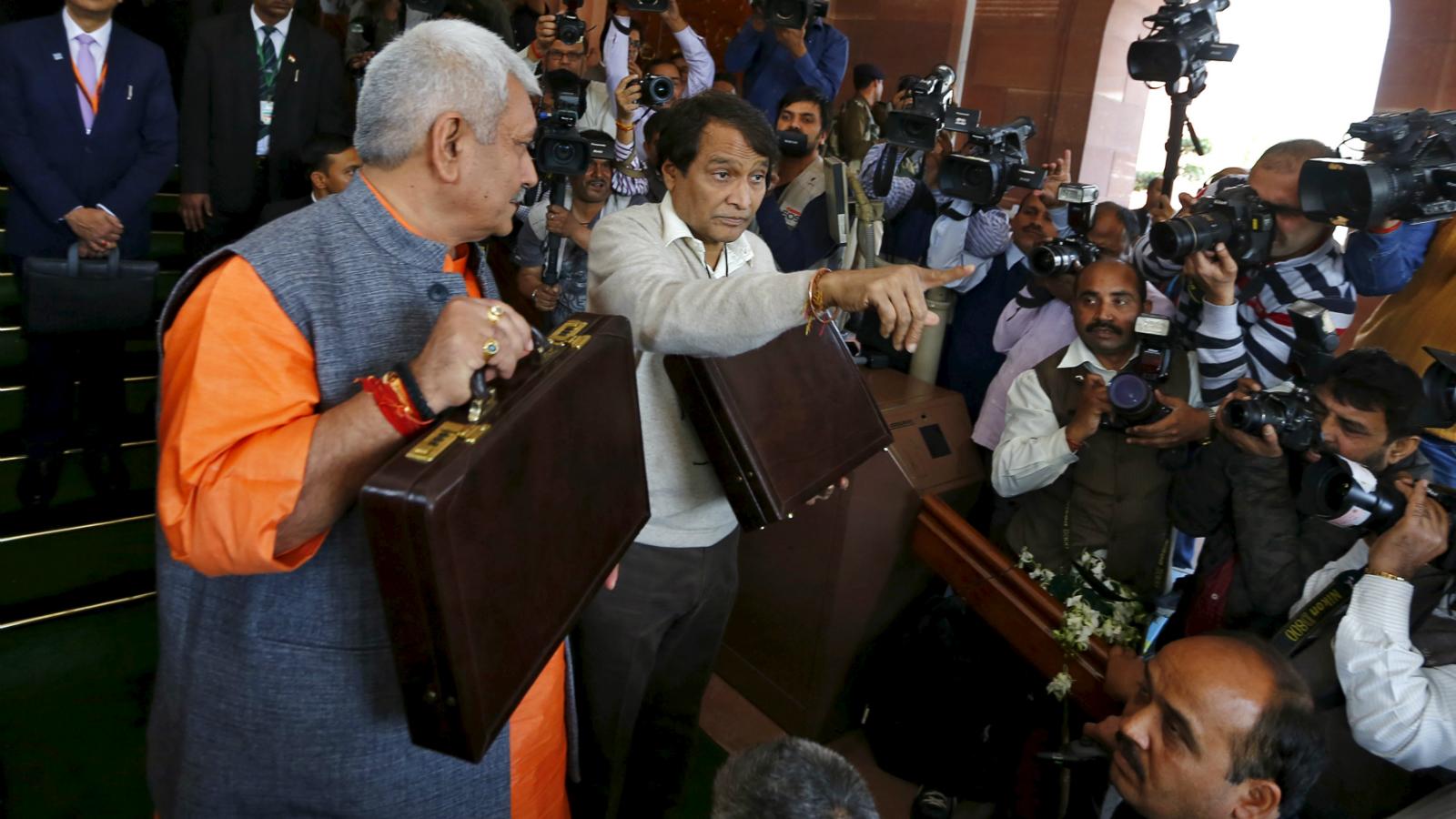 Railways-Railway budget-Suresh Prabhu-Narendra Modi-India