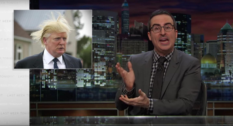 HBO Last Week Tonight Donald Trump