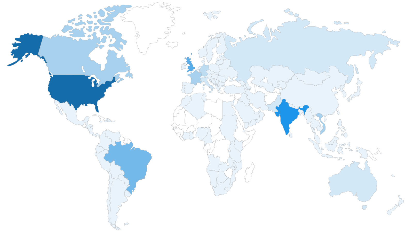 Kashmir On World Map.Does Facebook Think Kashmir Is A Part Of China Quartz India