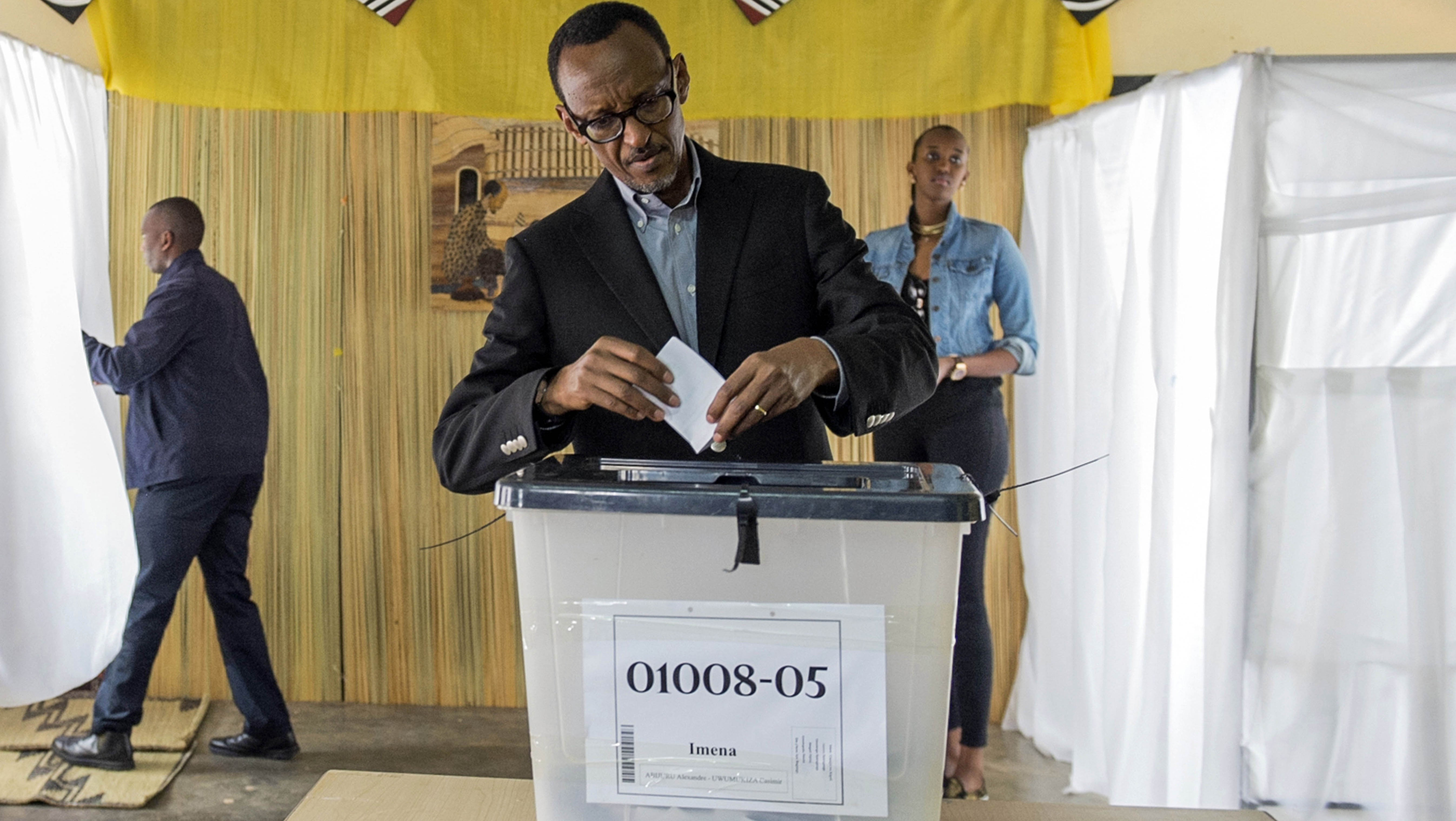 Rwanda\'s Paul Kagame faces election with more outspoken opposition ...