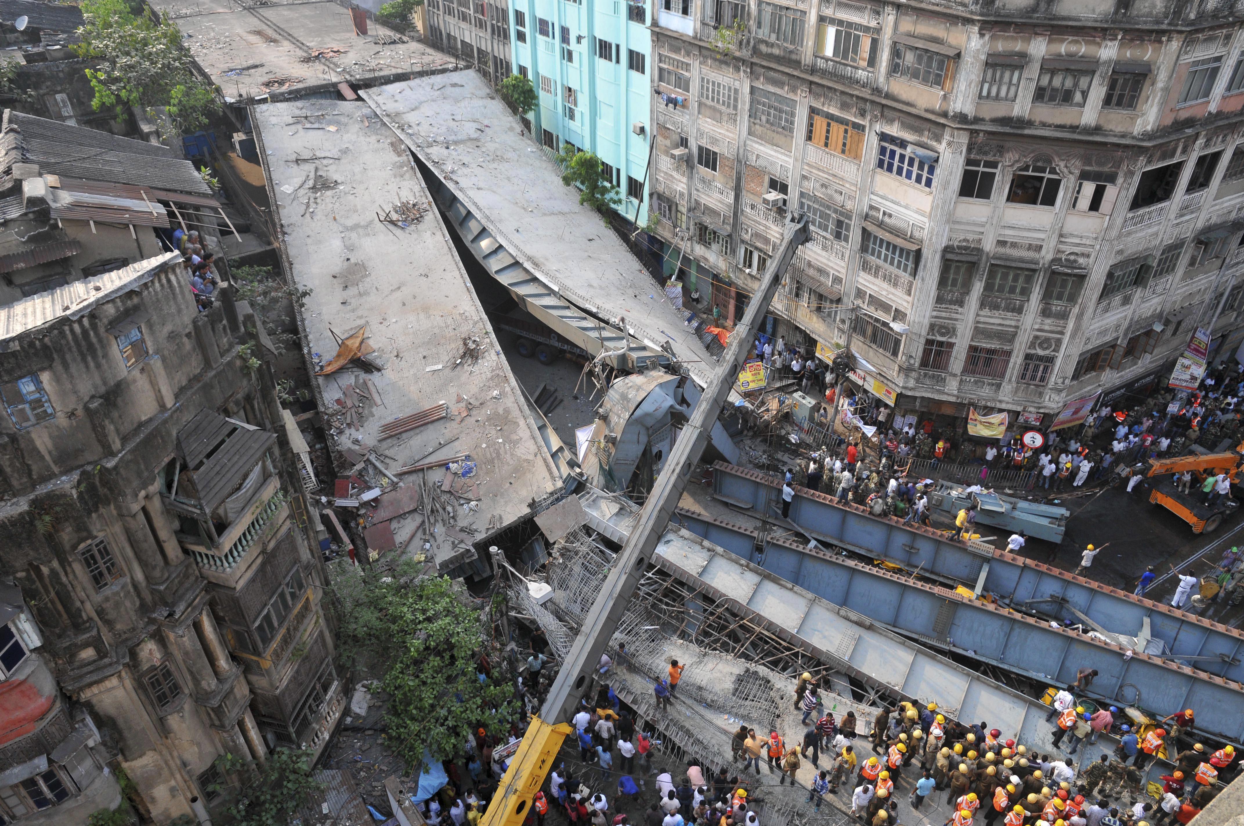 India-Kolkata-Flyover