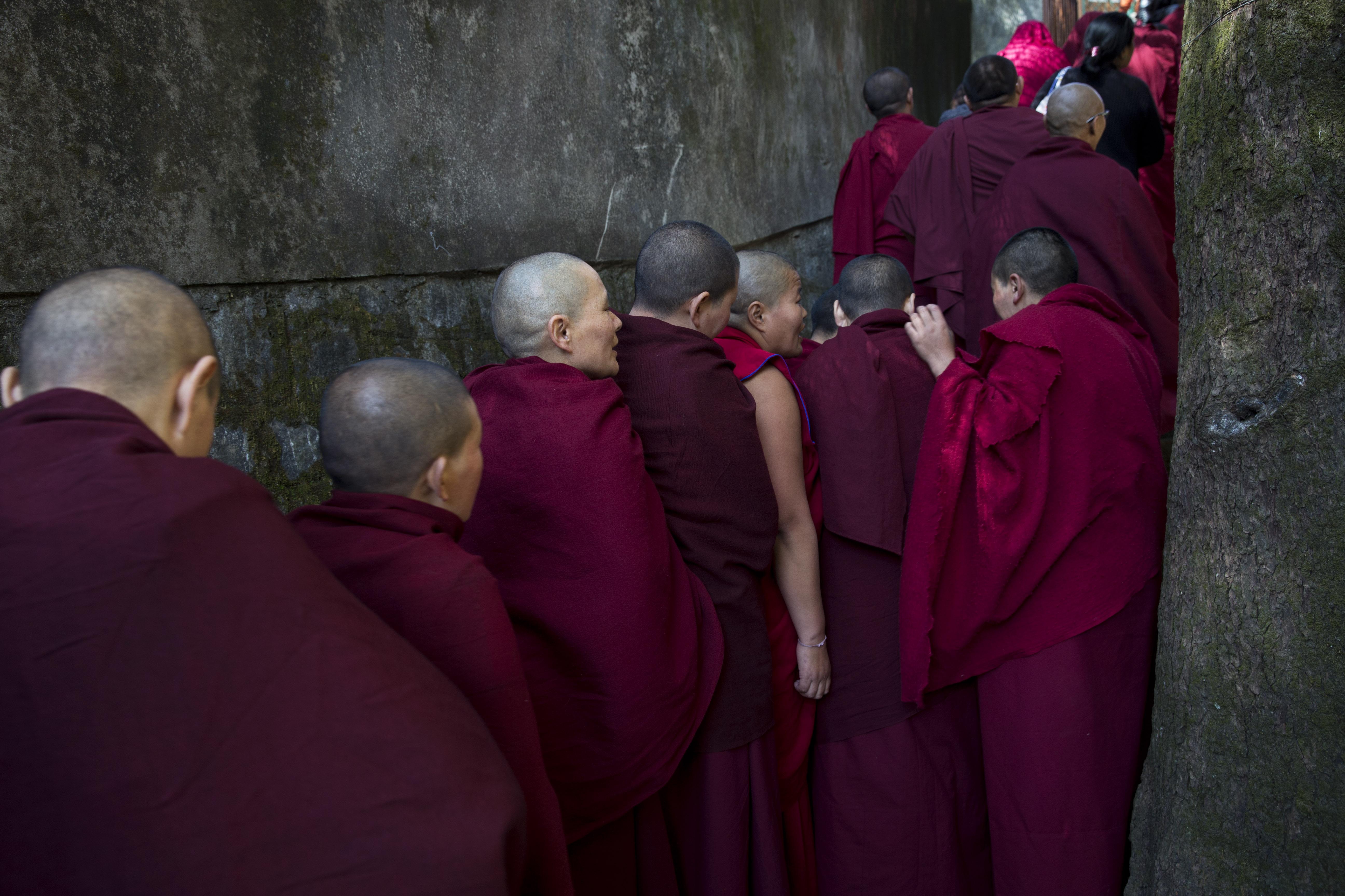 India-Tibet-voting