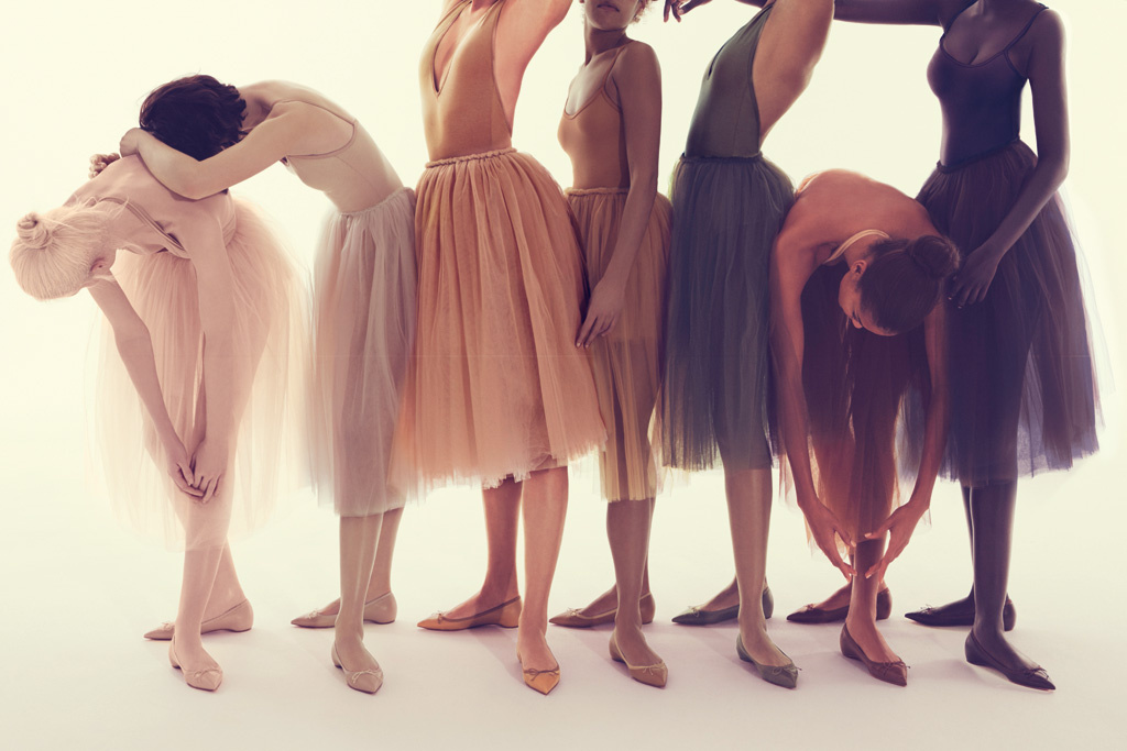 "6f6786c557db Christian Louboutin is making ""nude"" shoes to match every skin tone ..."