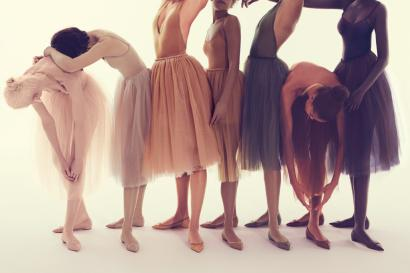 """cfec9e4538 Christian Louboutin is making """"nude"""" shoes to match every skin tone ..."""