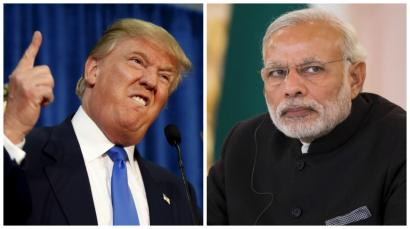 Modi-Trump-US presidential elections
