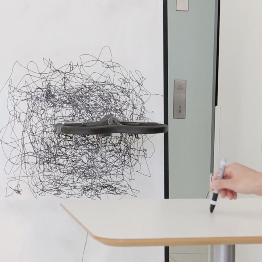 The future of art is here: You can now make art using a drone ...