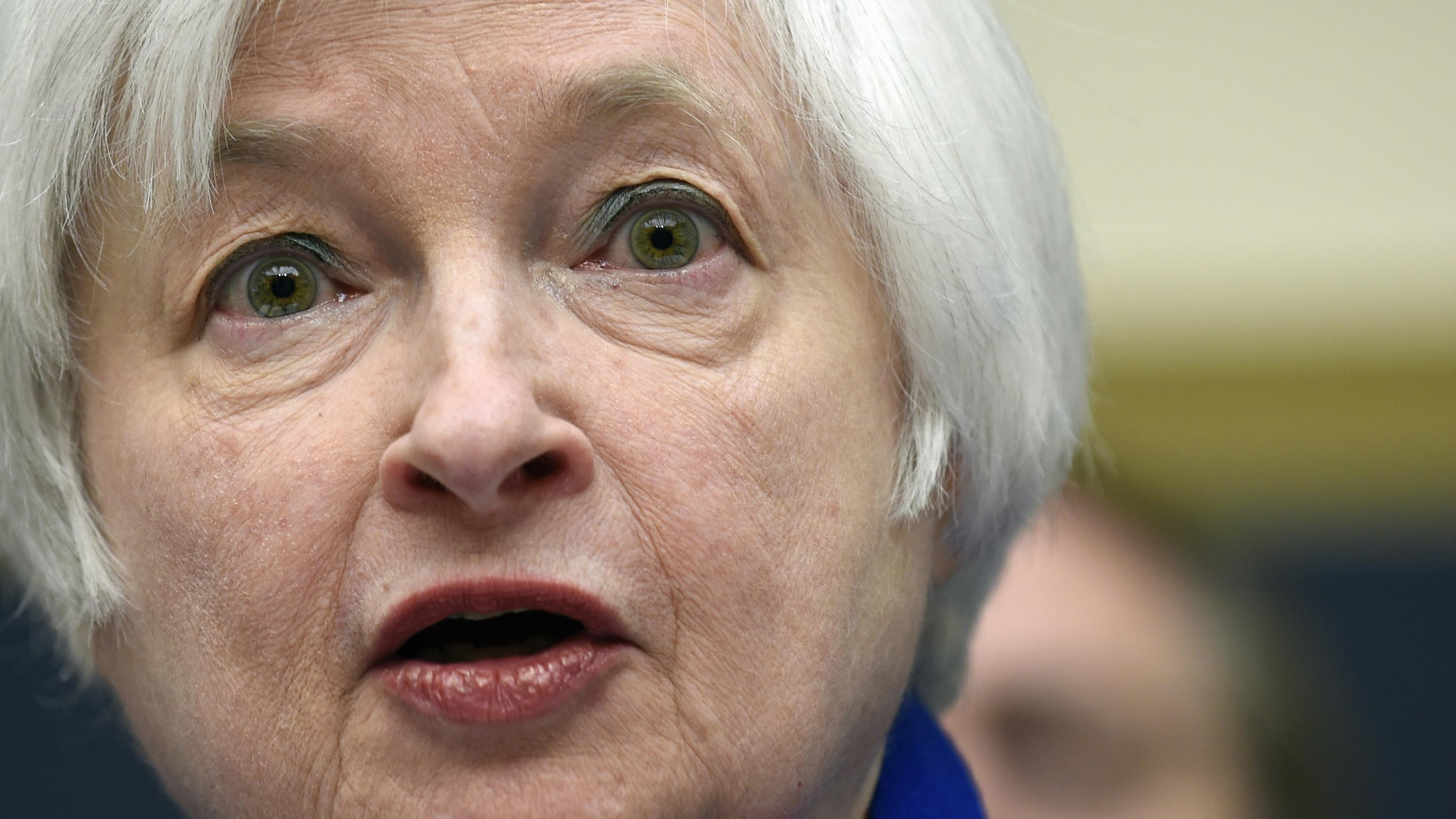 Federal-Reserve-Janet-Yellen