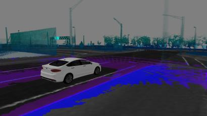 Driverless cars have a new way to navigate in rain or snow