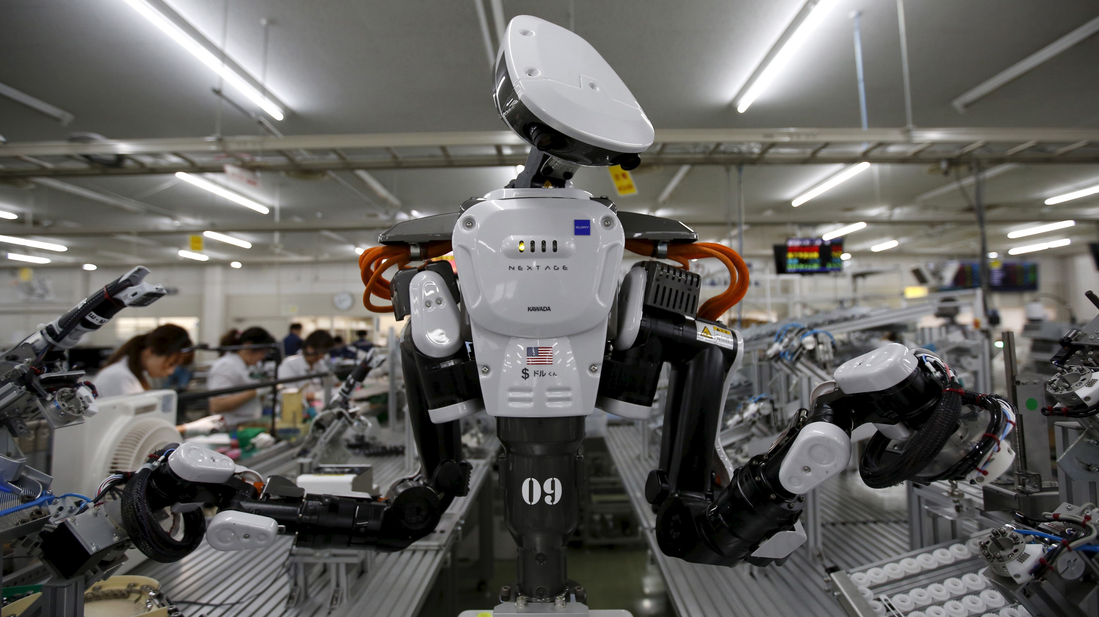 Workers In China Fear Robots Will Take Over Their Jobs
