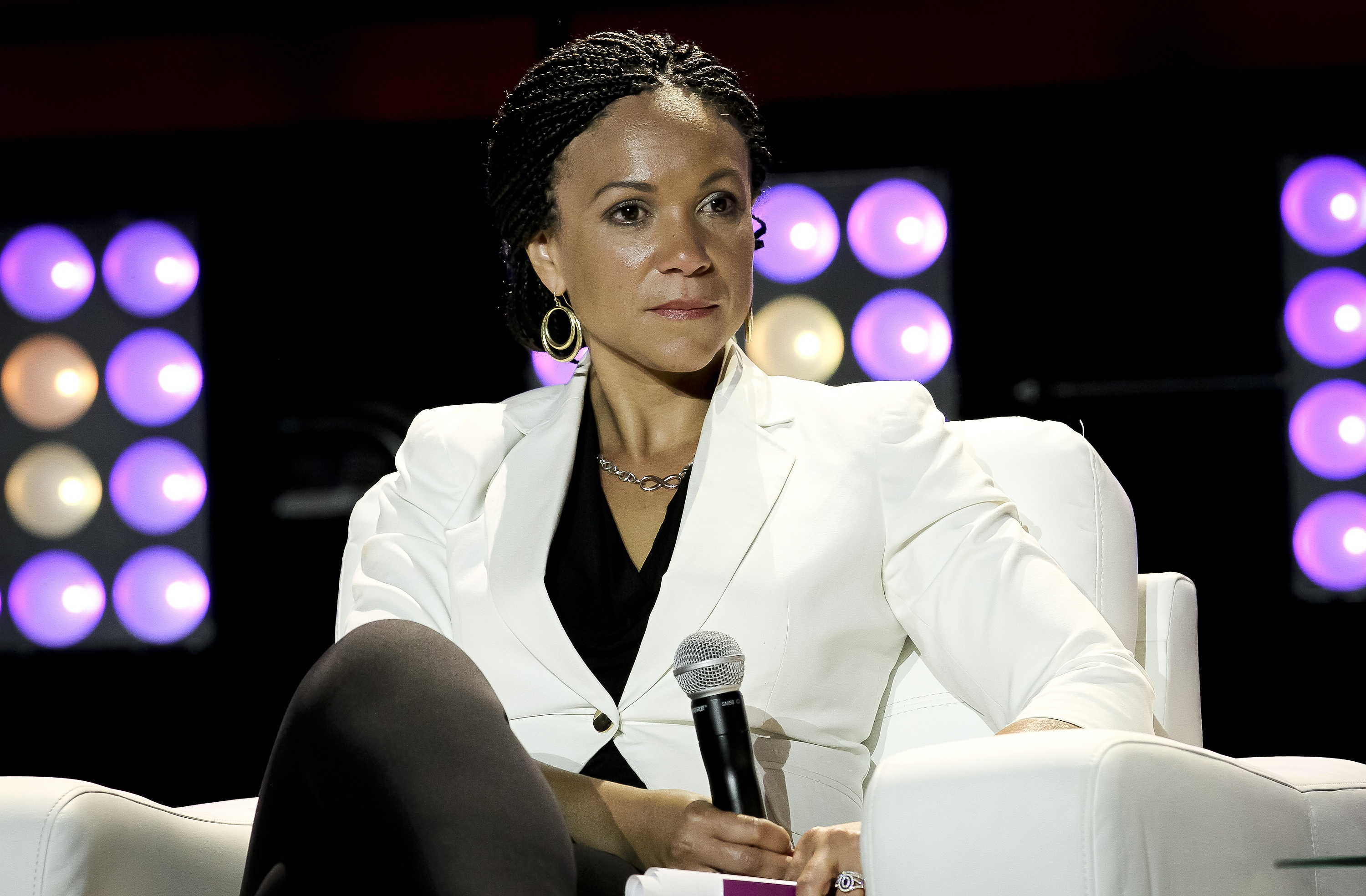 MSNBC has lost a jewel of a show, and a jewel of a woman.