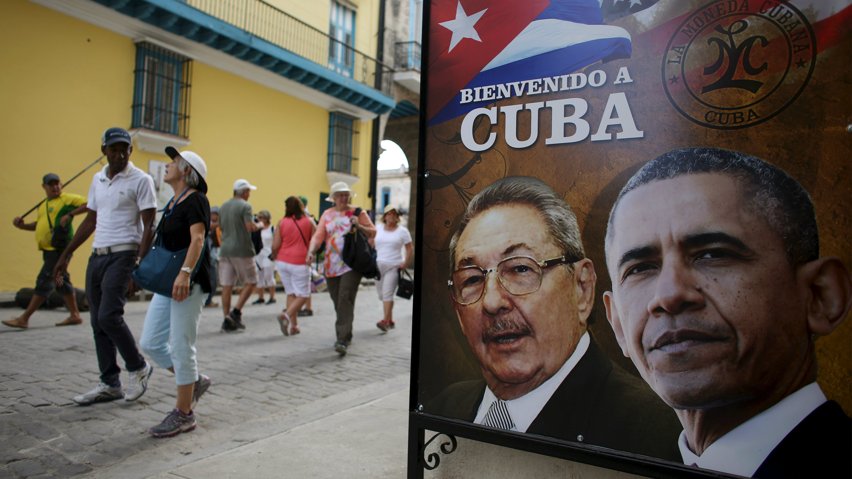 Cuba welcomes President Obama