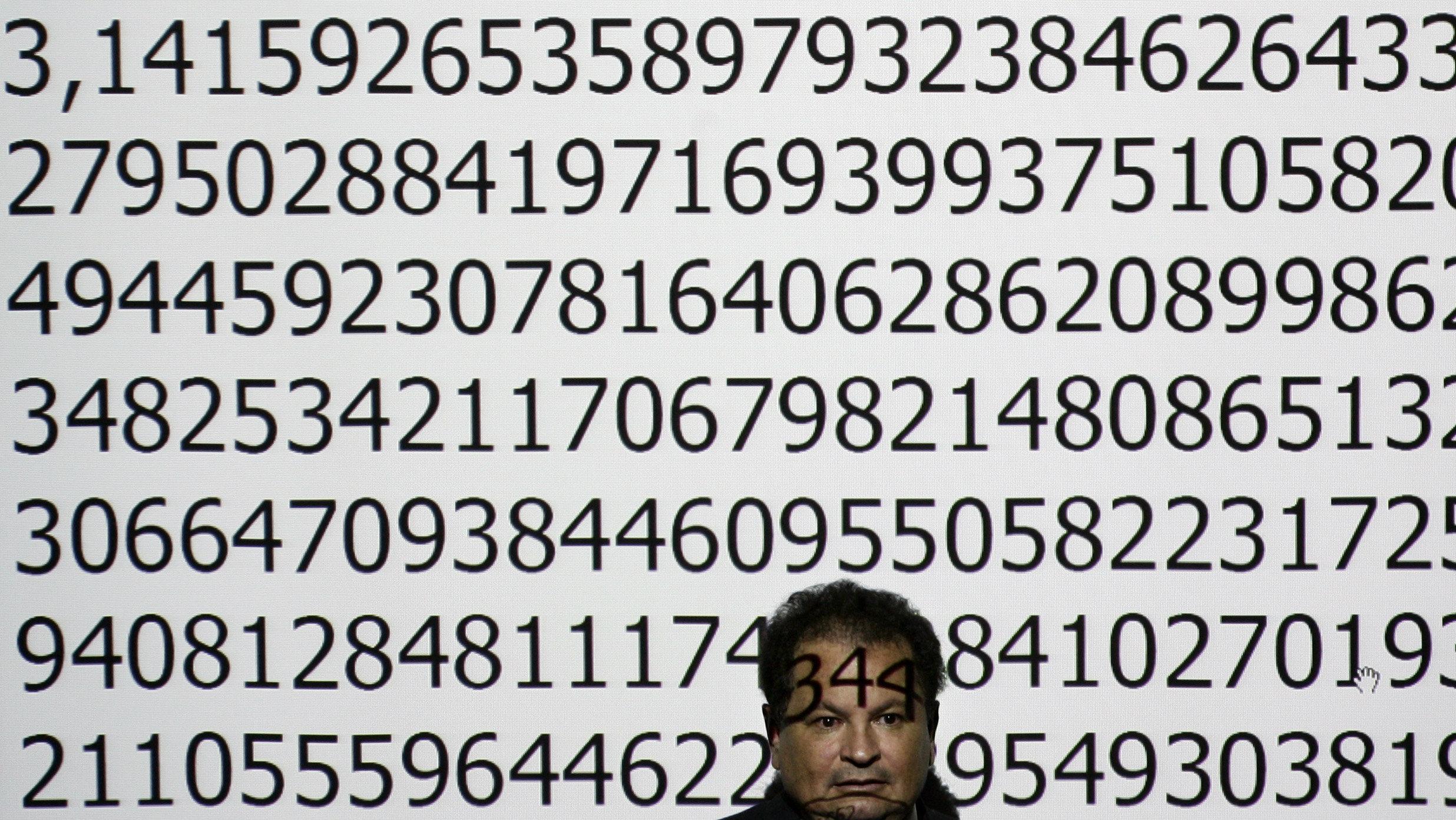pi numbers