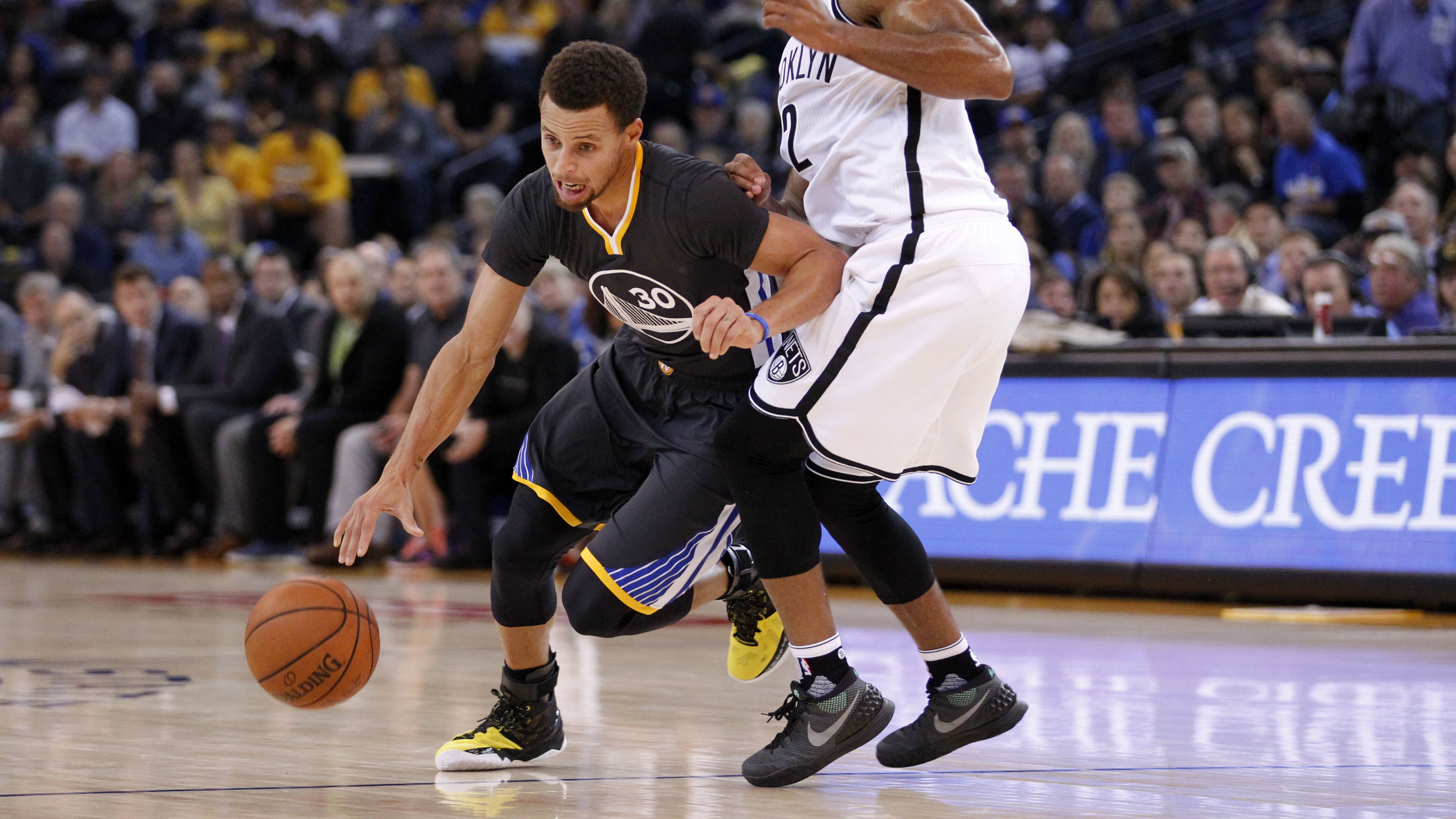 """Nike s top designer would """"love"""" to make a shoe for Stephen Curry ... 09a5a236cac"""