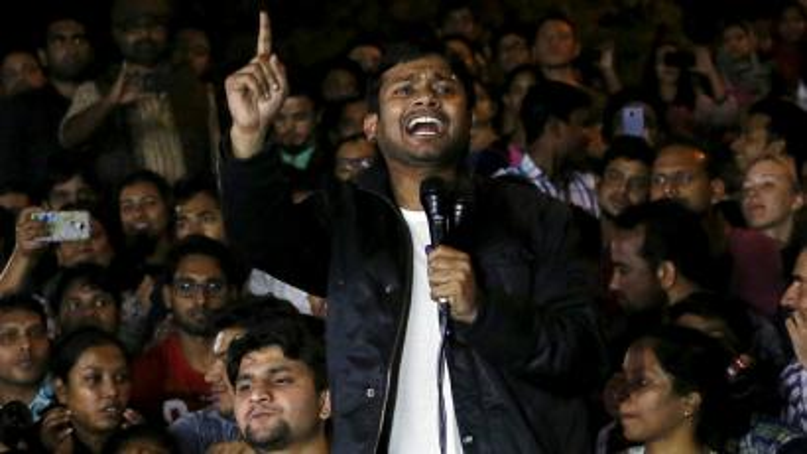 Kanhaiya Kumar-Speech-JNU-Narendra Modi