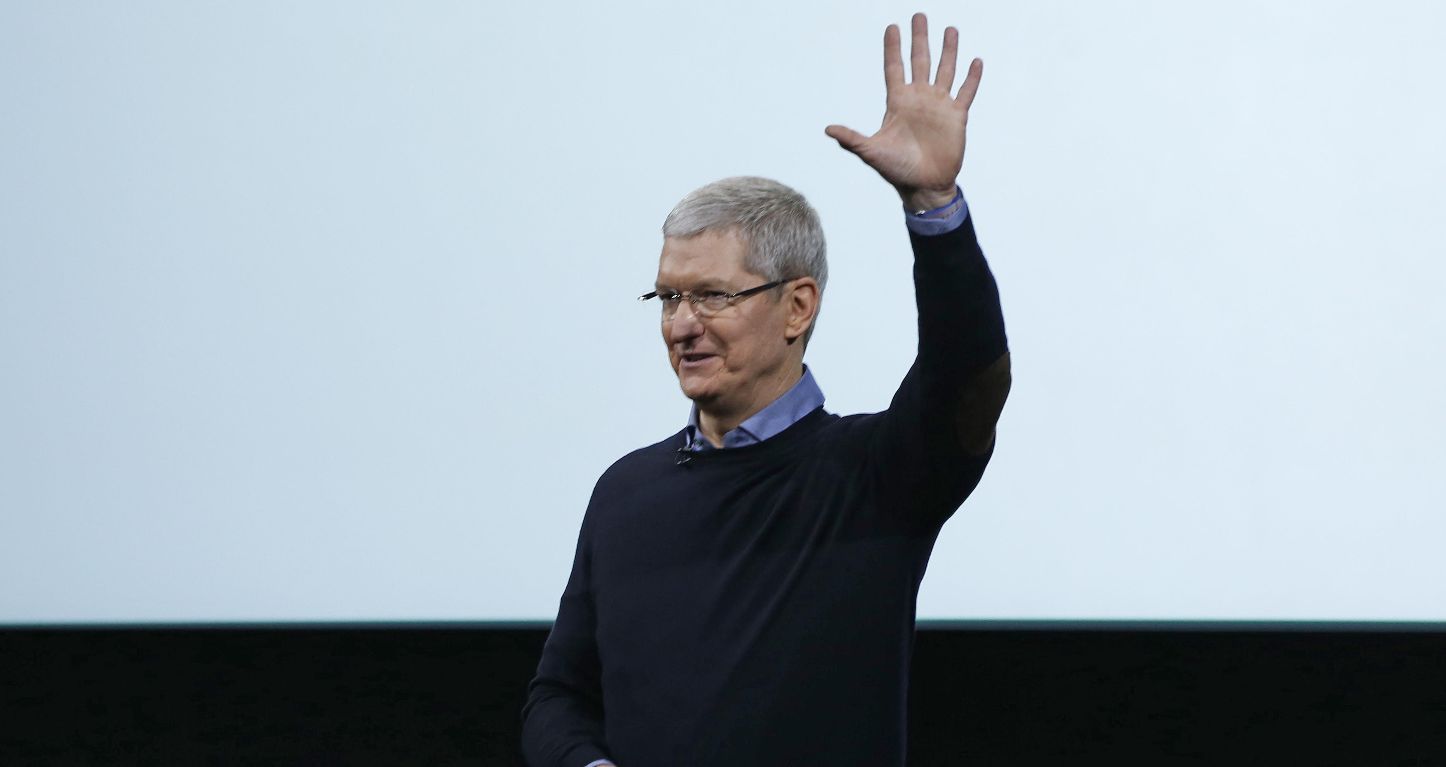 CEOs needn't be shy