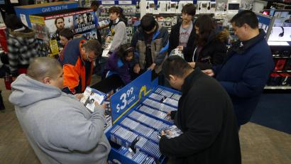 The worst countries to be in if you're in the DVD business — Quartz