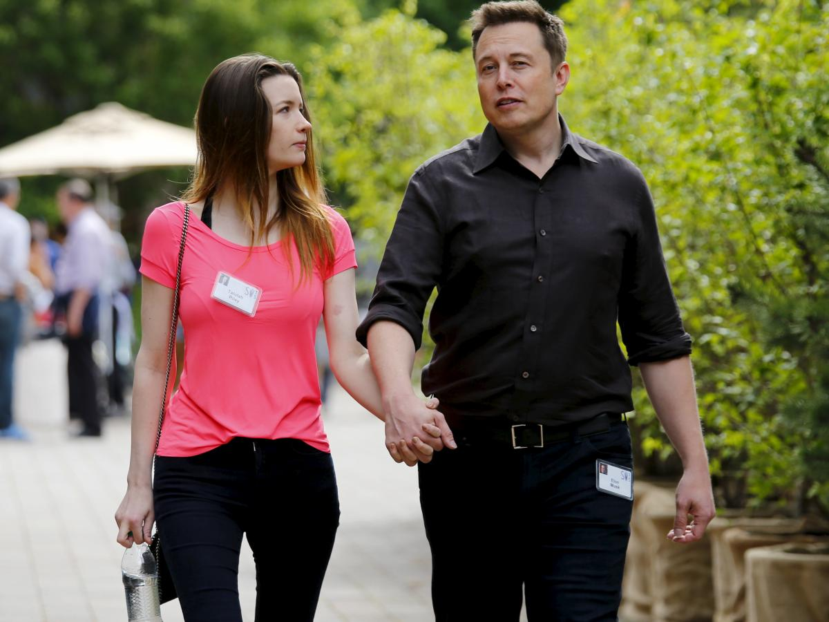 Elon Musk S Second Wife Had Second Thoughts About Cancelling Their Second Divorce Quartz