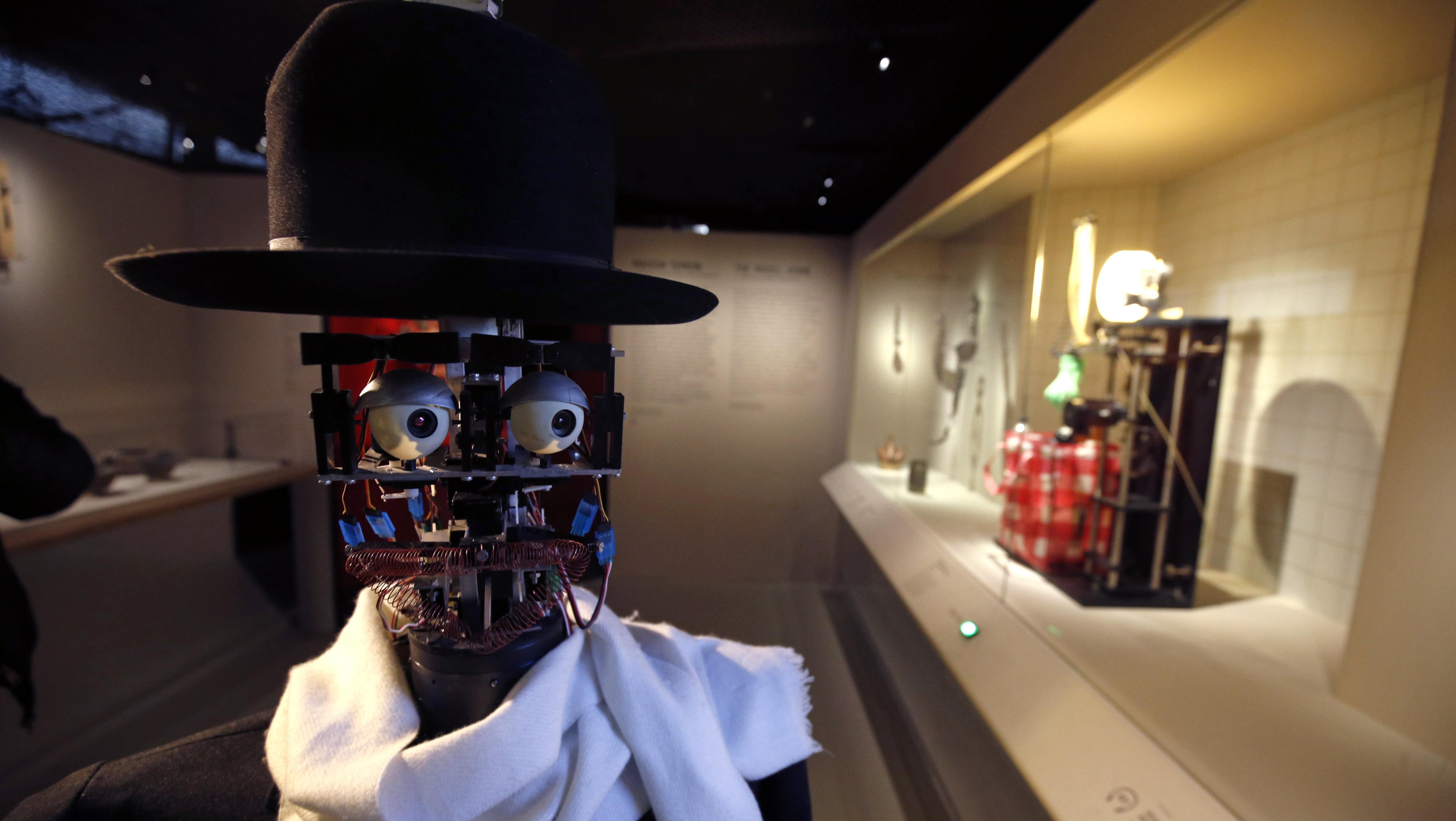 Berenson robot art critic