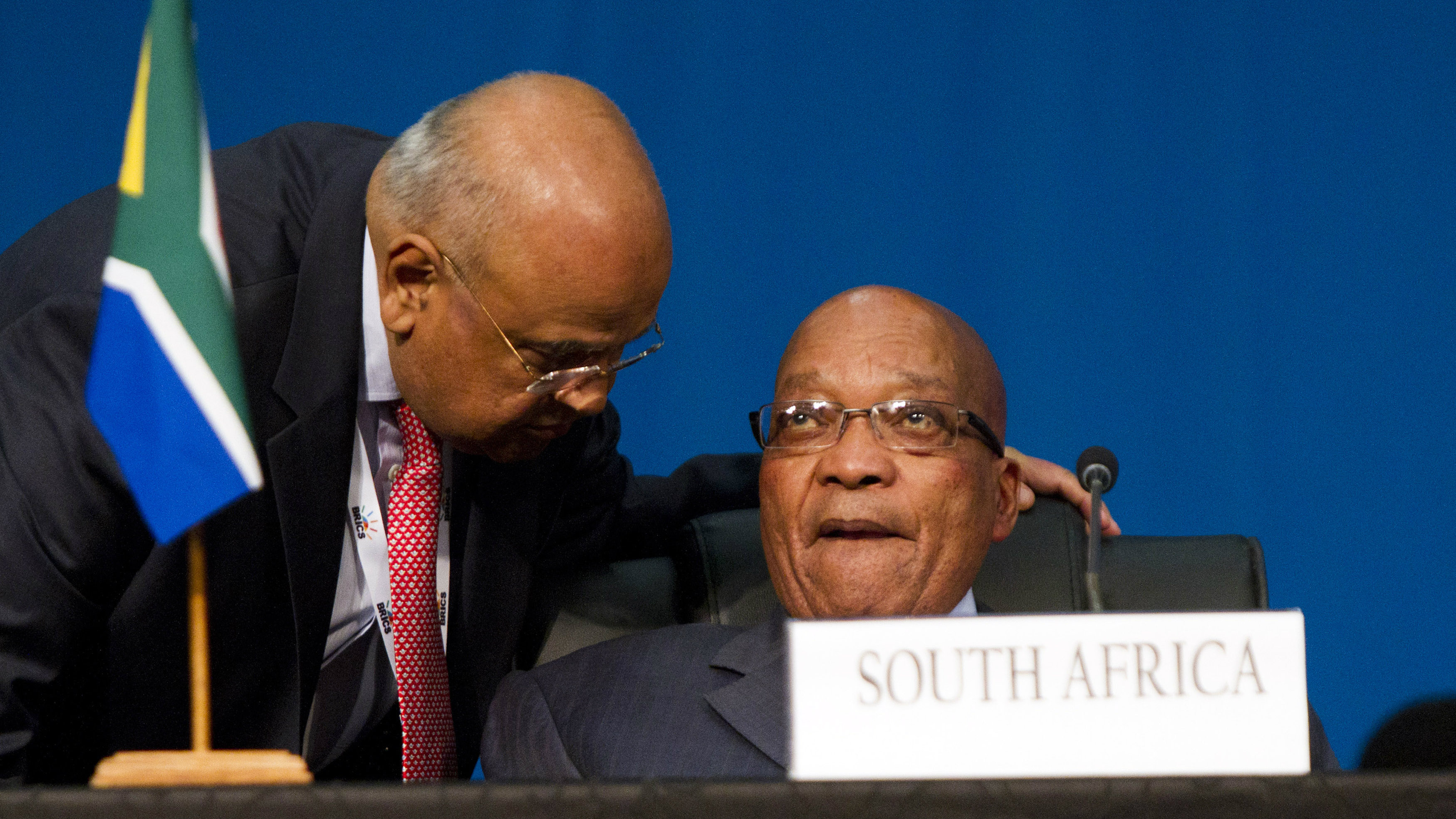Behind the power struggle threatening to bring down South Africa's