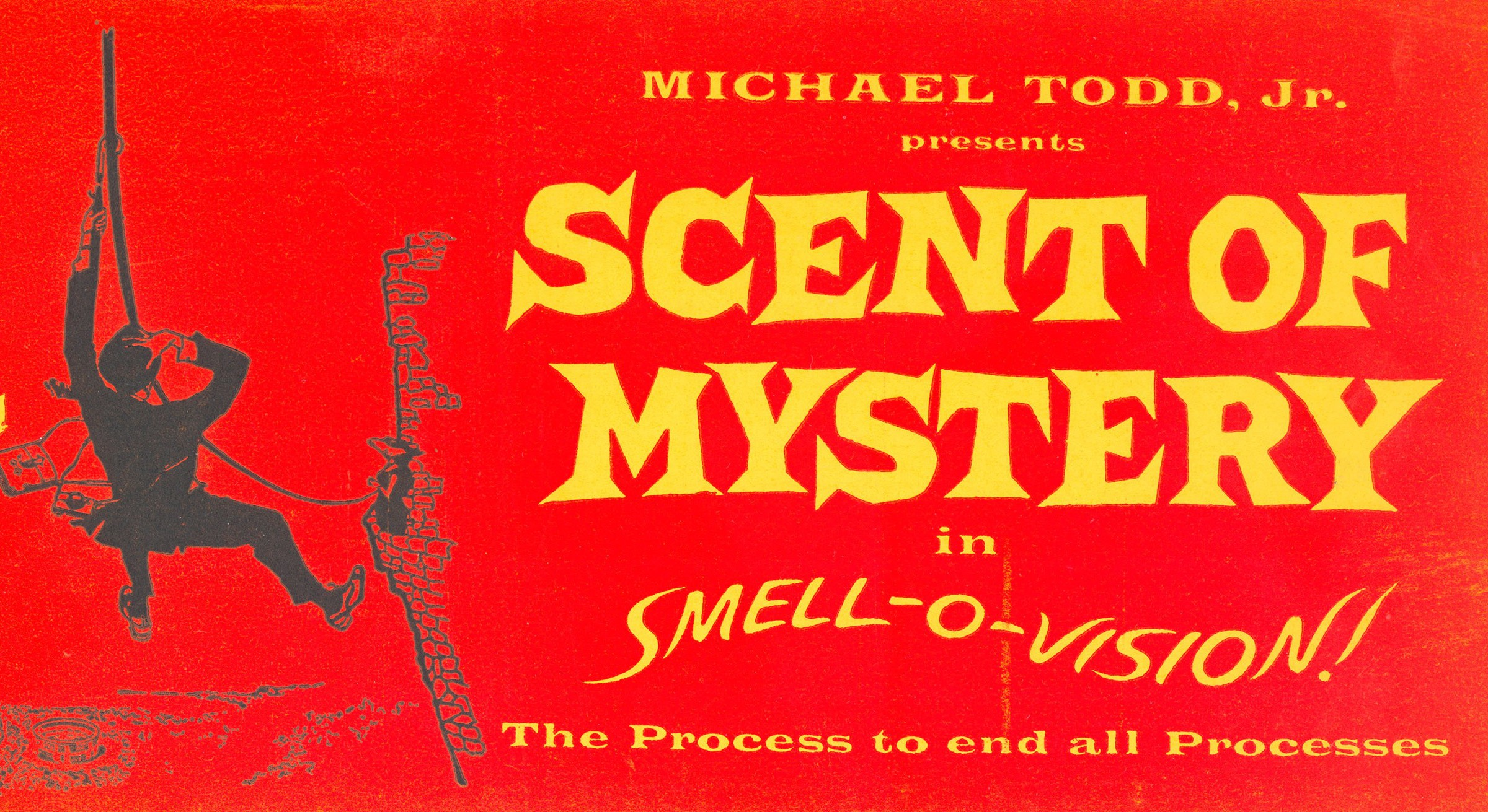 scent of mystery smell-o-vision