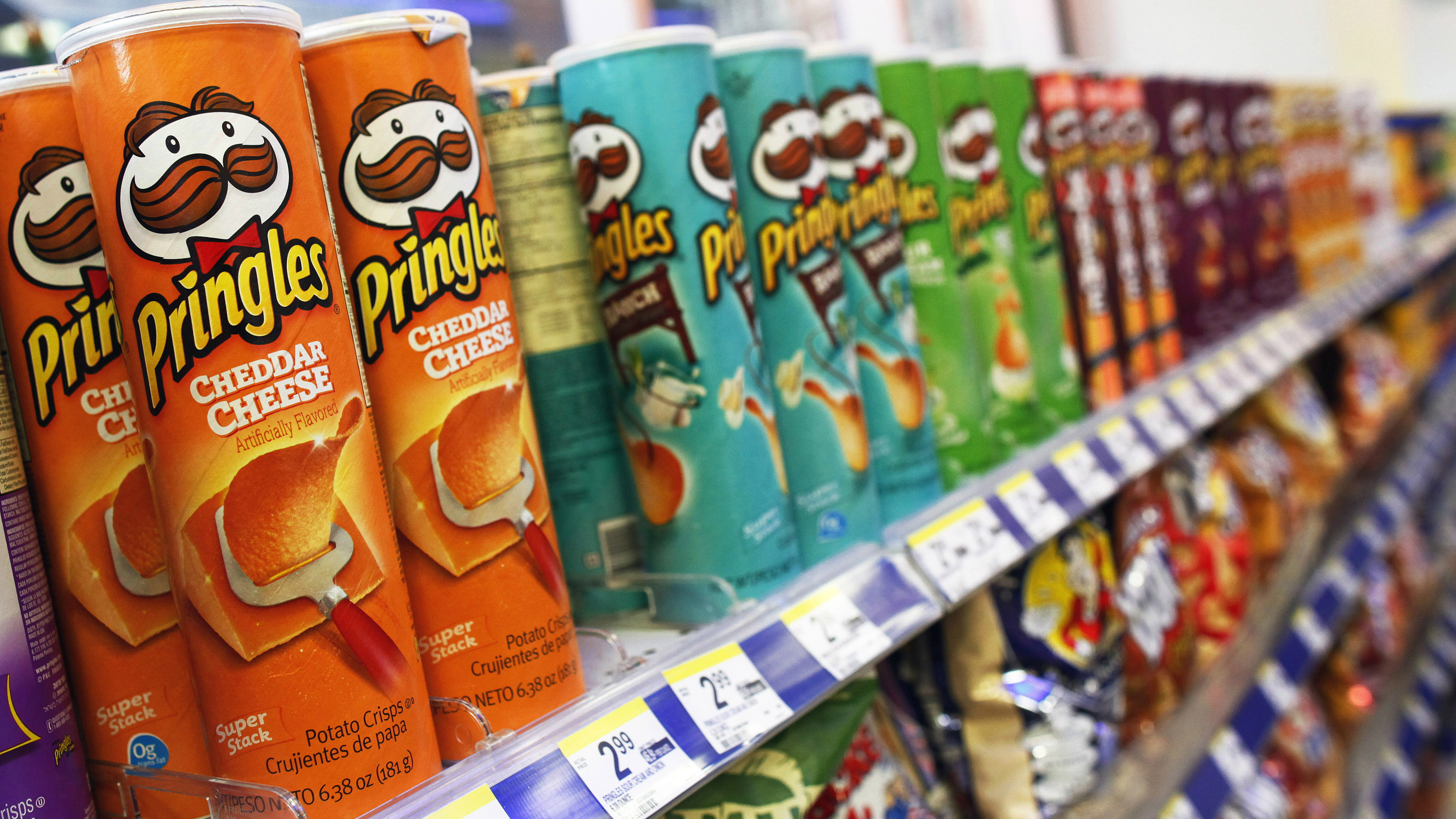 There's a life cycle for American snacking.