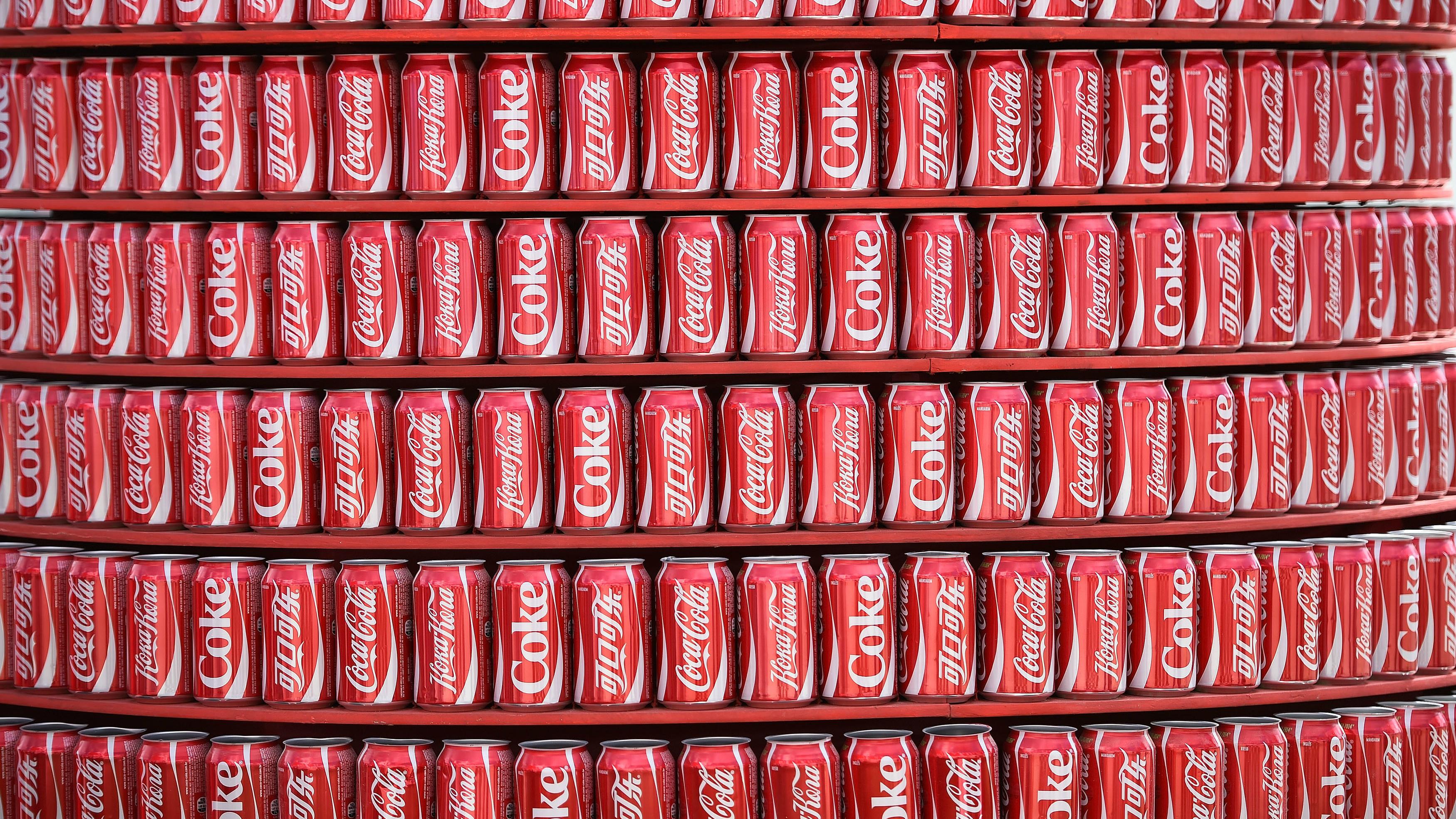 Soda taxes rising.