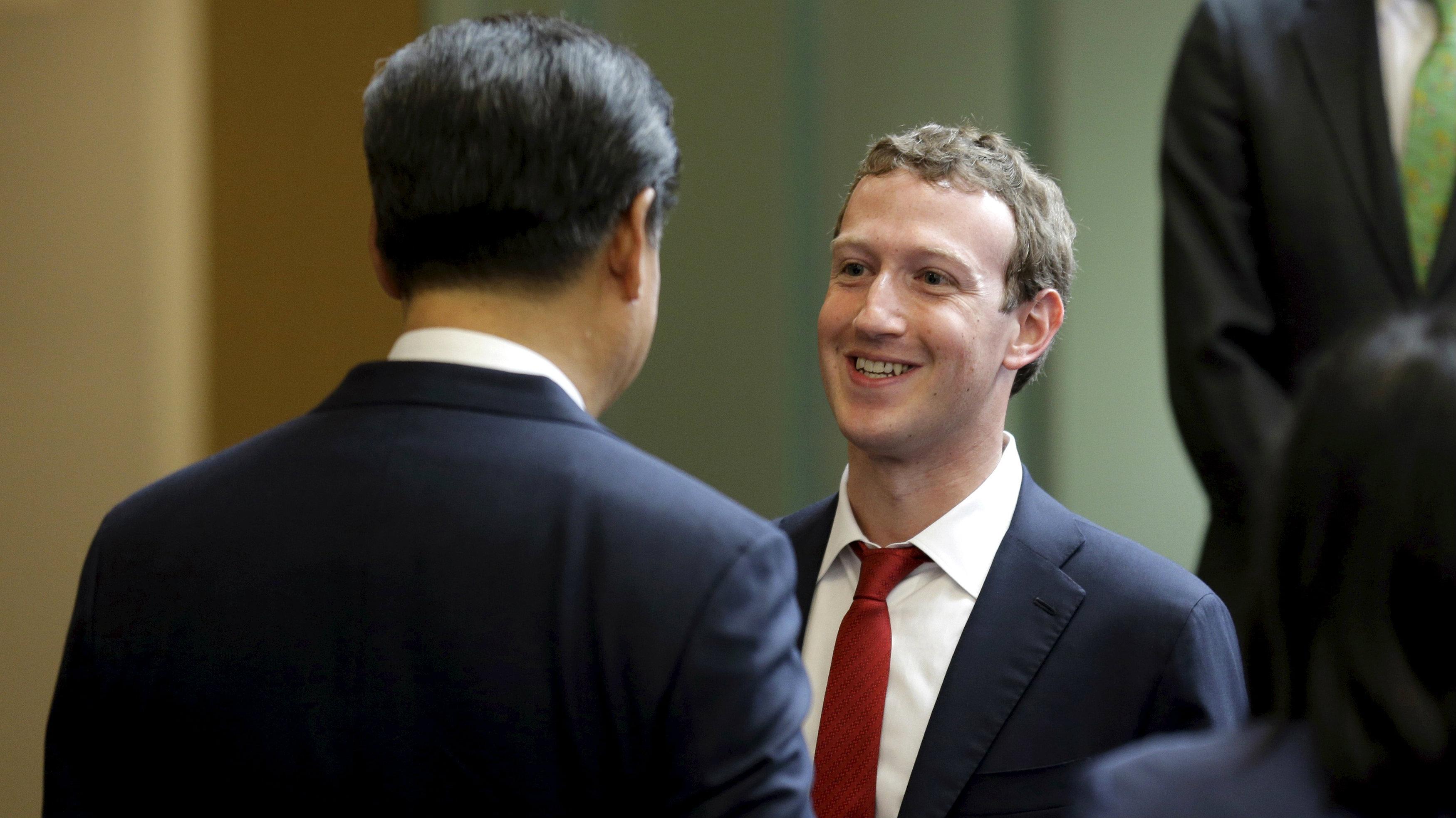 zuckerberg xi