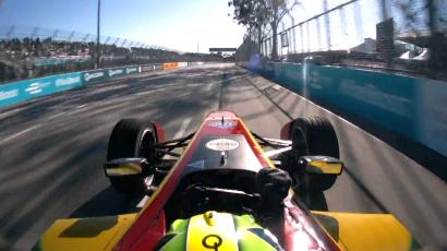 Car Crazed Californians Caught A Glimpse Of What The Future Racing Might Look And Sound Like At Second Annual Formula E Series In Long Beach On