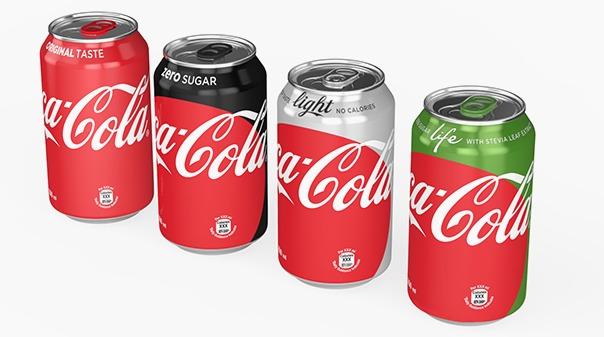 coca cola and marketing