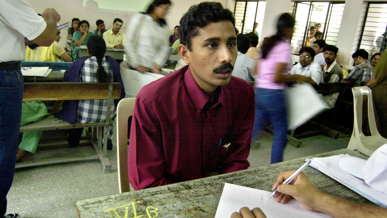 India-job fair