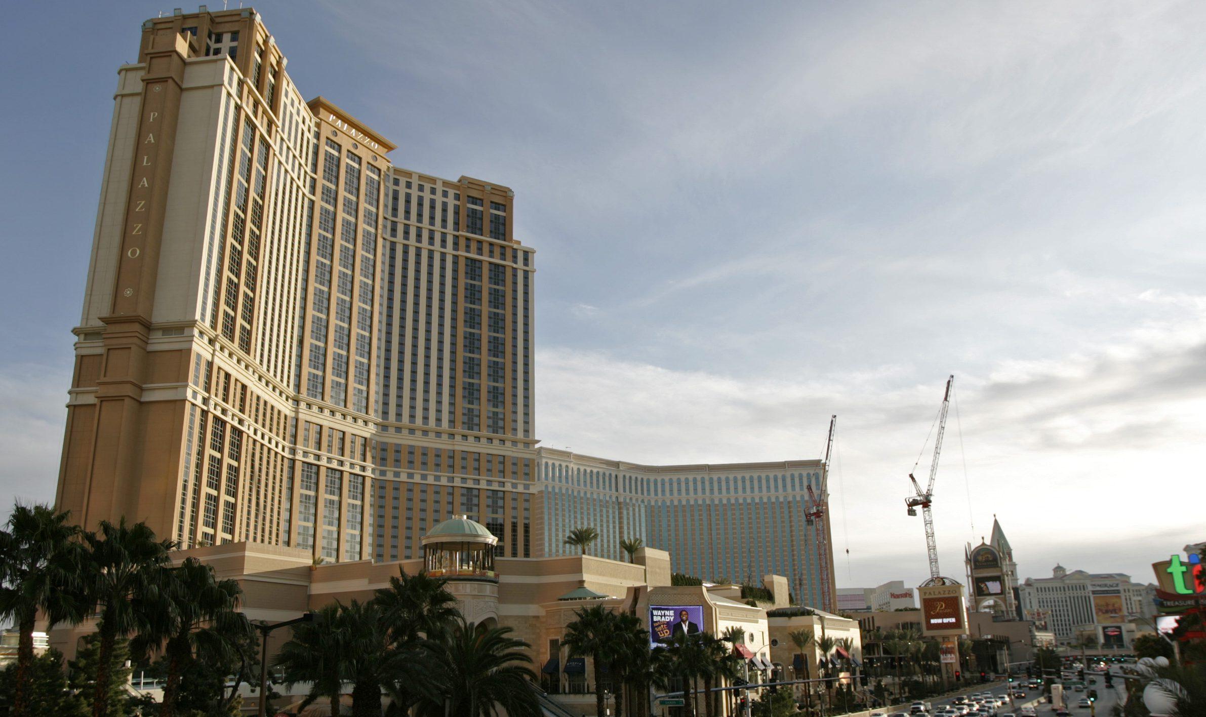 Las Vegas Sands Palazzo