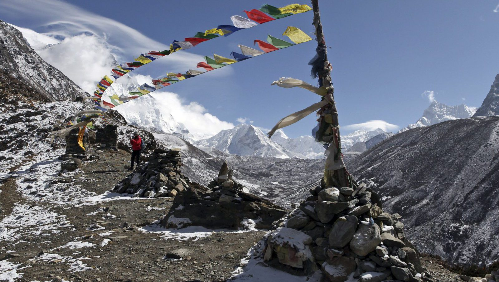 Nepal Quake Everest