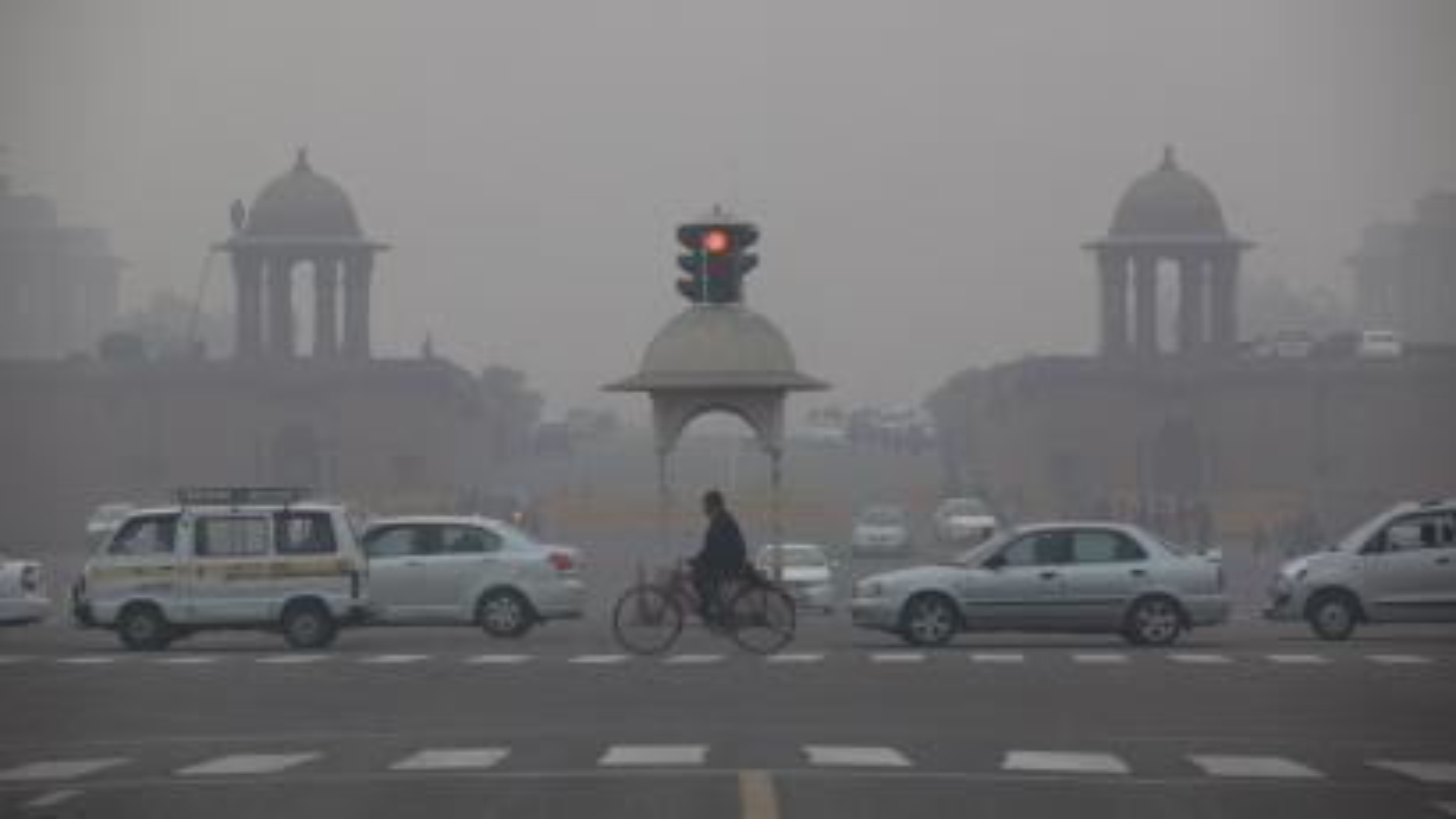New Delhi-smog