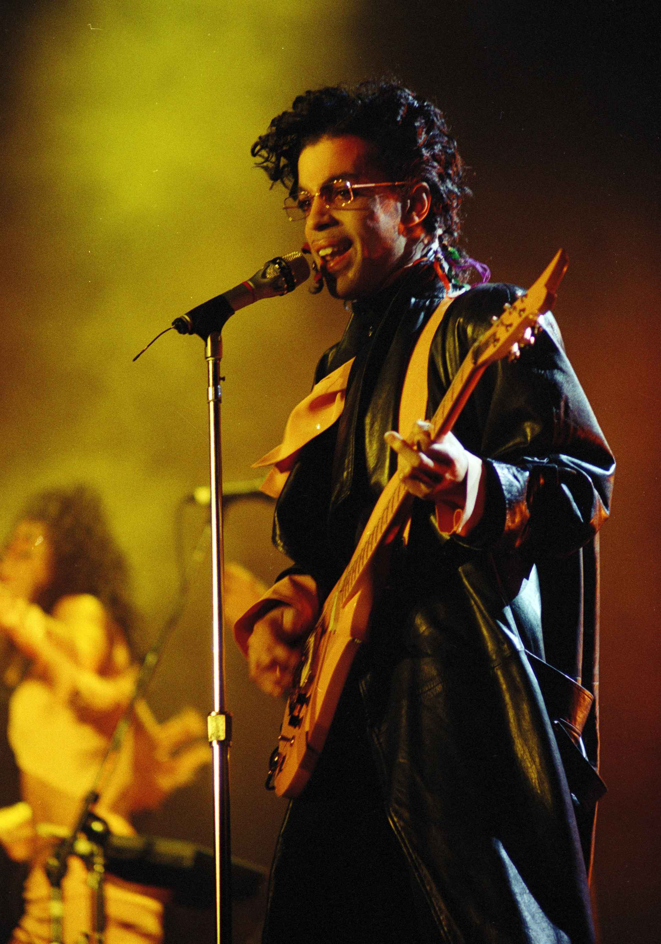 Prince had the craziest, most wonderful guitars of any pop ...