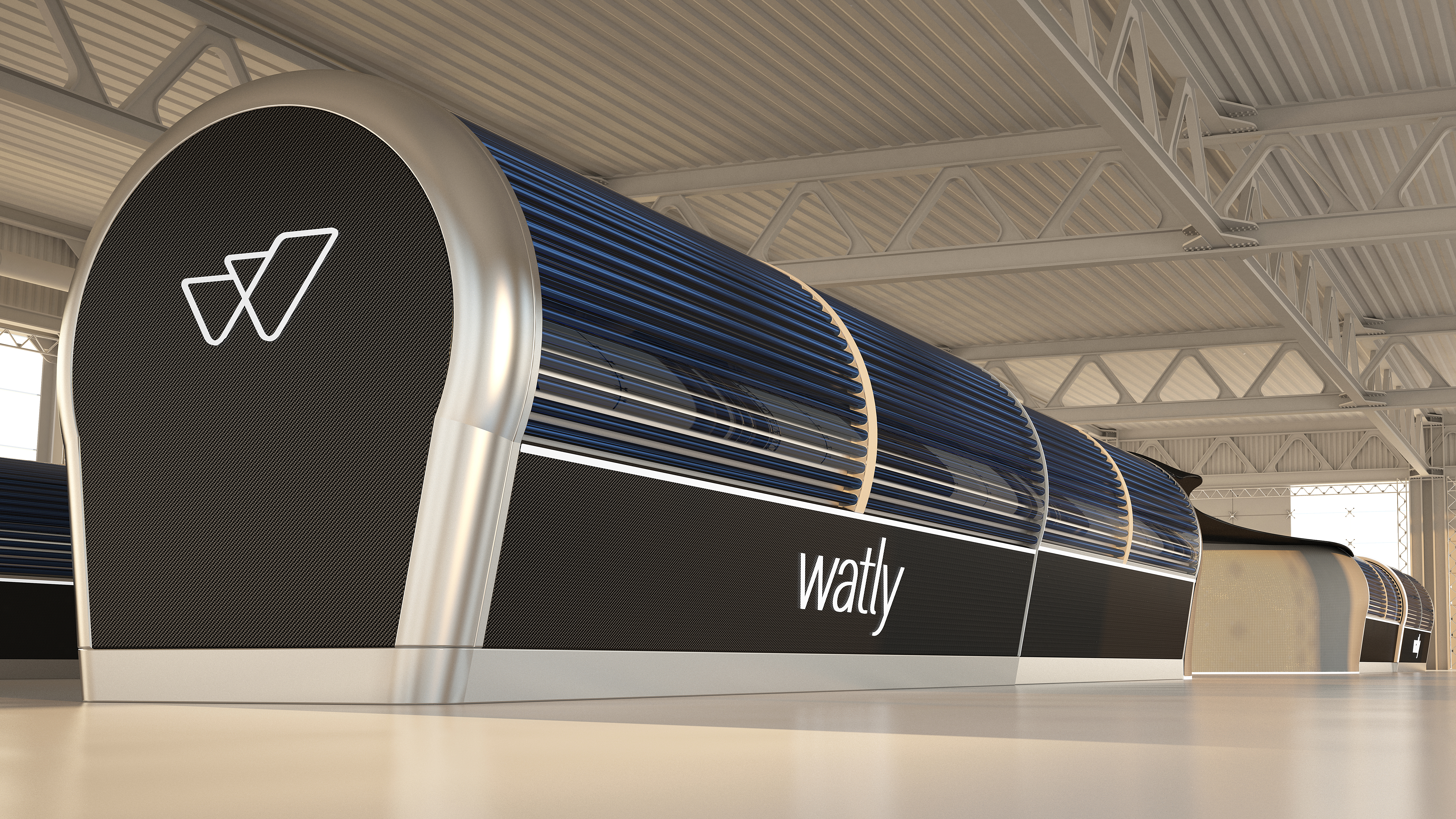 The Watly 3.0 prototype, It's creators describe Watly as a thermal dynamic computer that relies on solar power to purify water, produce electricity and provide internet connectivity for up to 3,000 people at a time.
