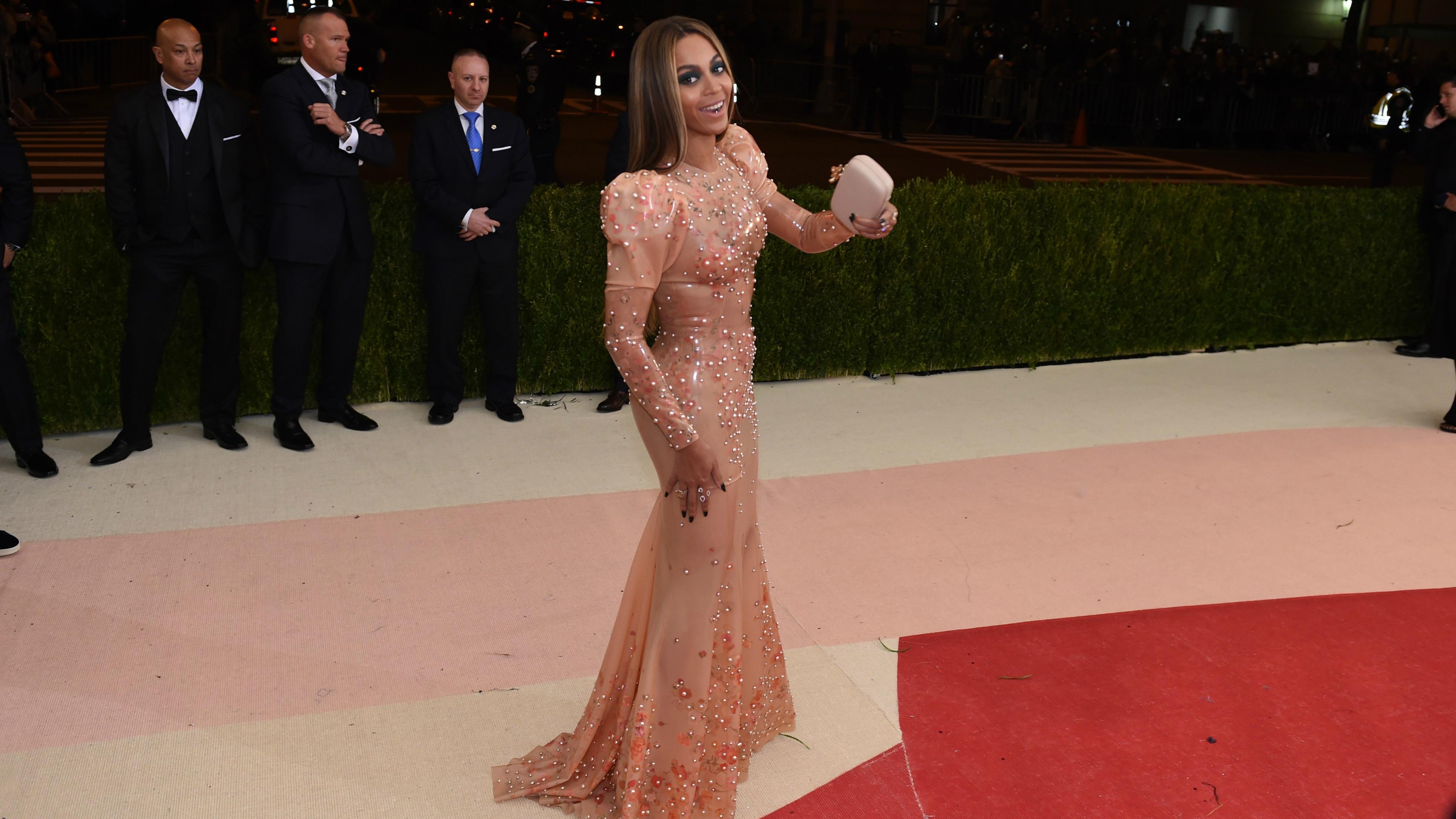 0e51c873b2 Beyonce, Kanye and Kim: The Metropolitan Museum of Art's Met Gala ...