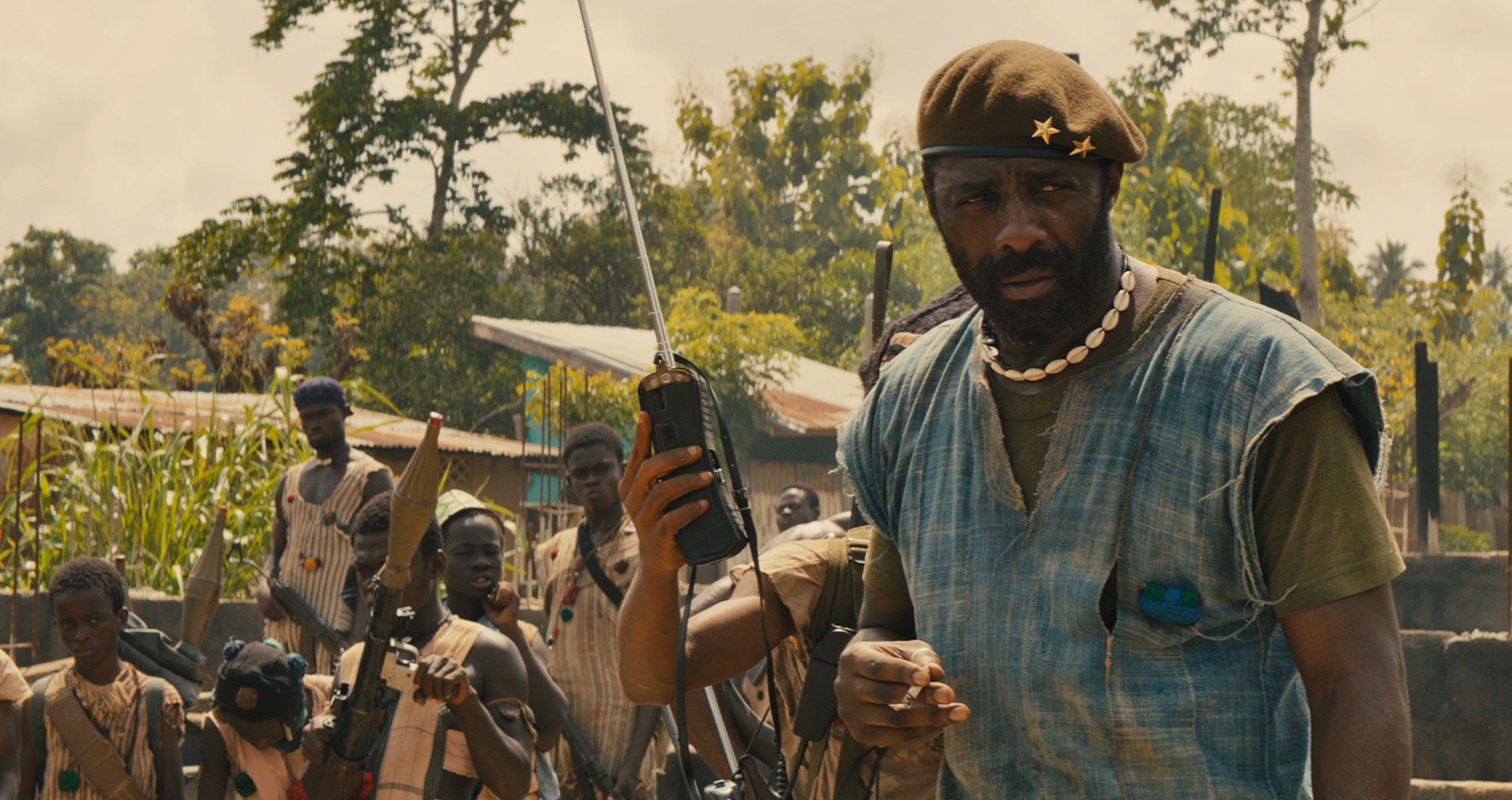 Beasts of No Nation Netflix Idris Elba