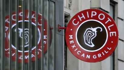 Chipotle isn't experiencing a bounce-back just yet.