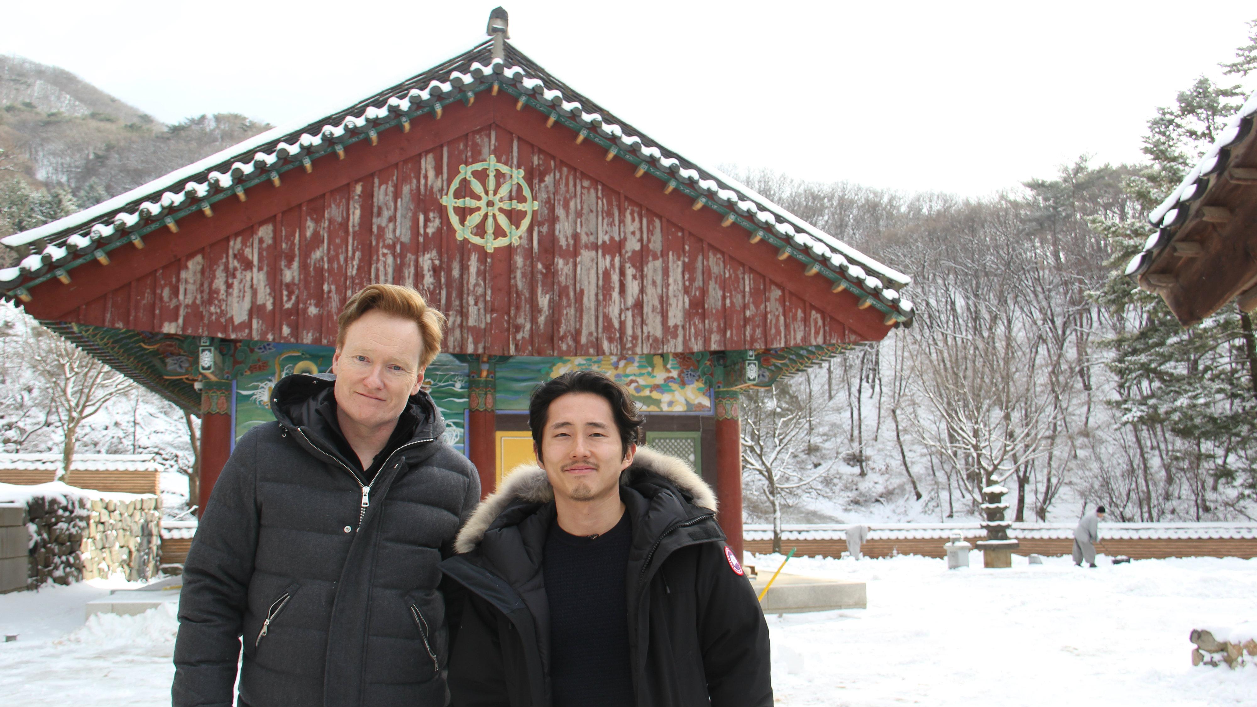 Famous korean americans