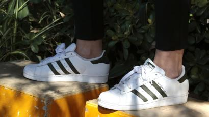 4aa3fd599 Adidas  old-school style is winning a new generation of customers