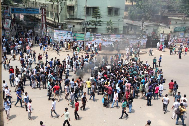 Dhaka-Muslim-Radical-Islamic