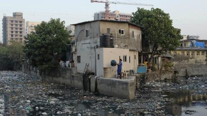 Toilet, toilet everywhere in India, but where does all the shit go