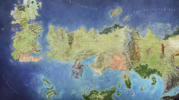 Game of Thrones Season Six: The fantasy cartographer also hates it ...