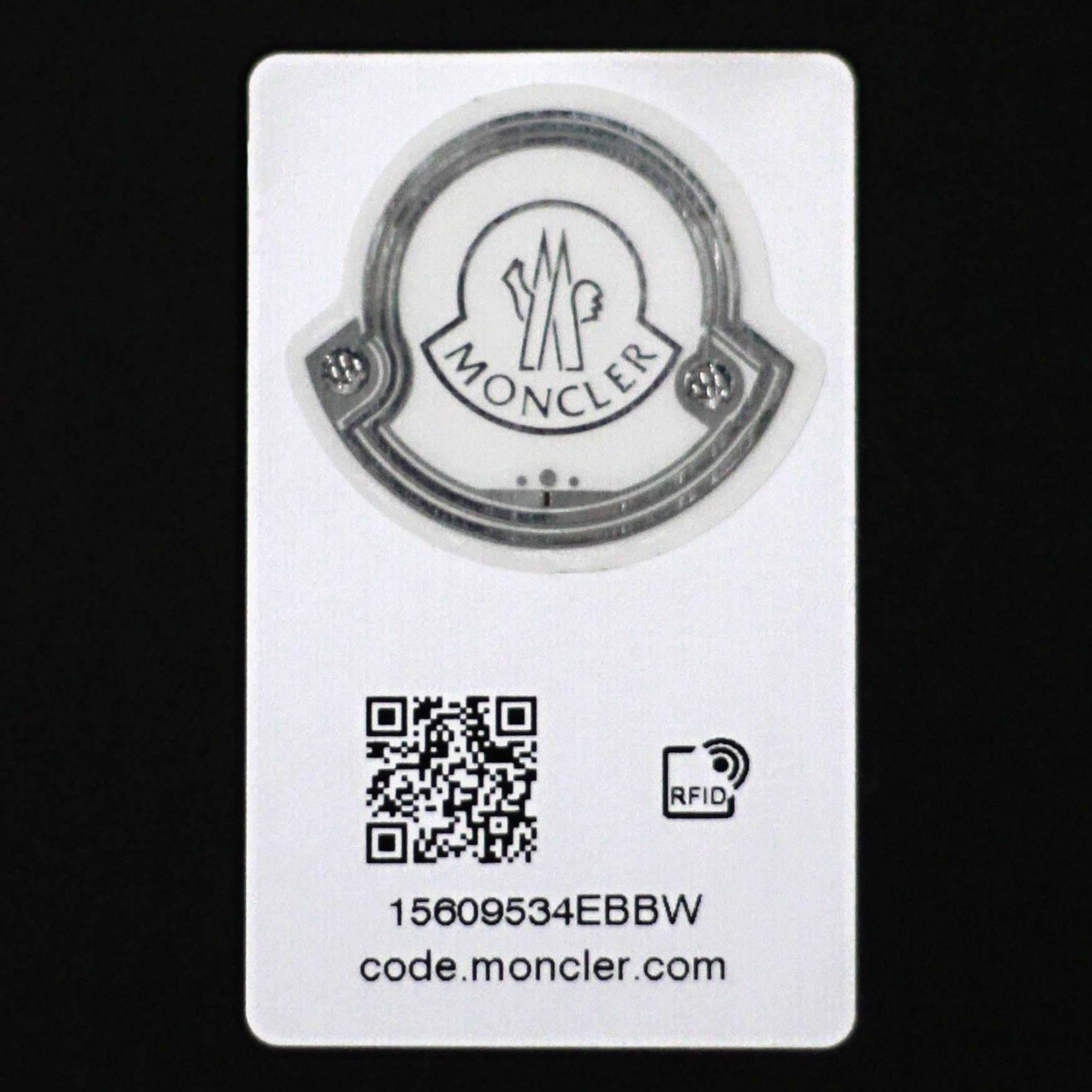 Moncler's RFID chip