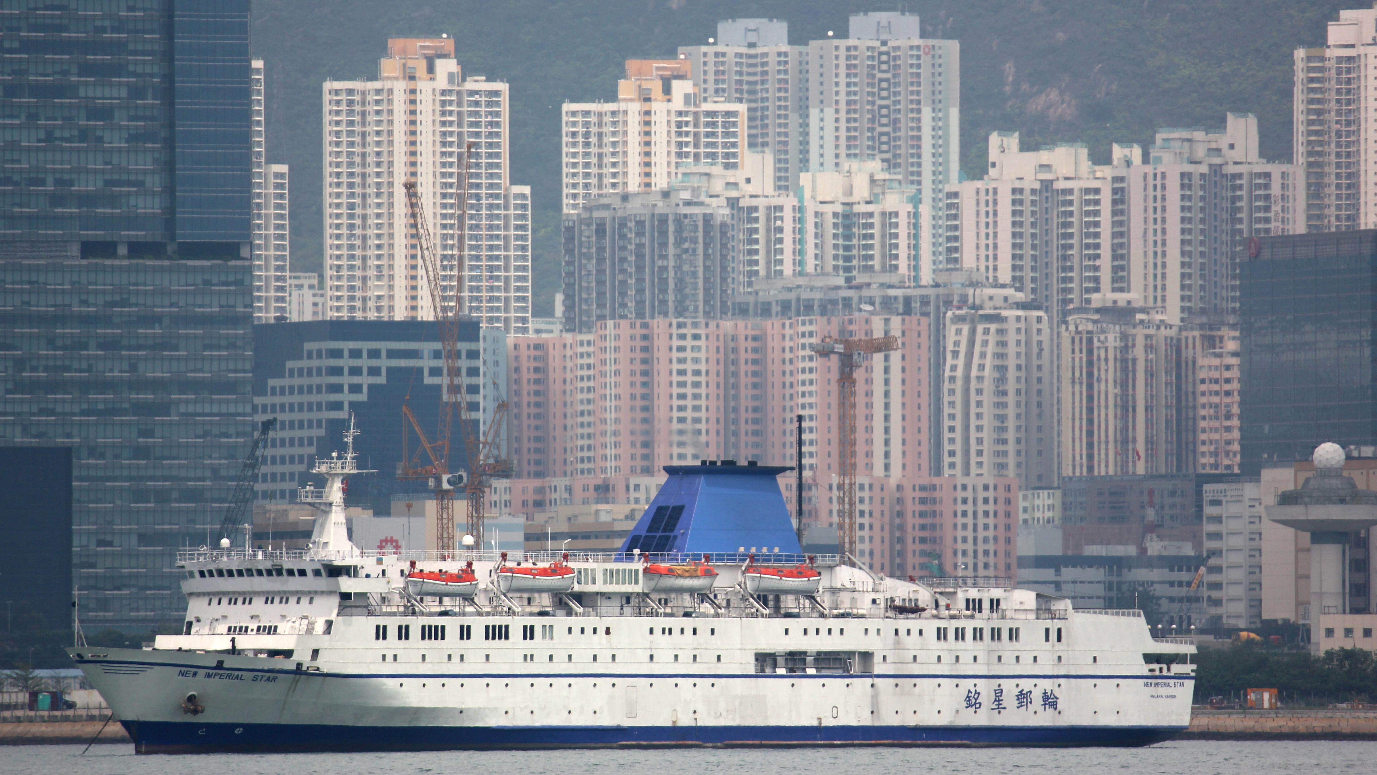 casino cruise ship hong kong