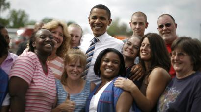 obama with people