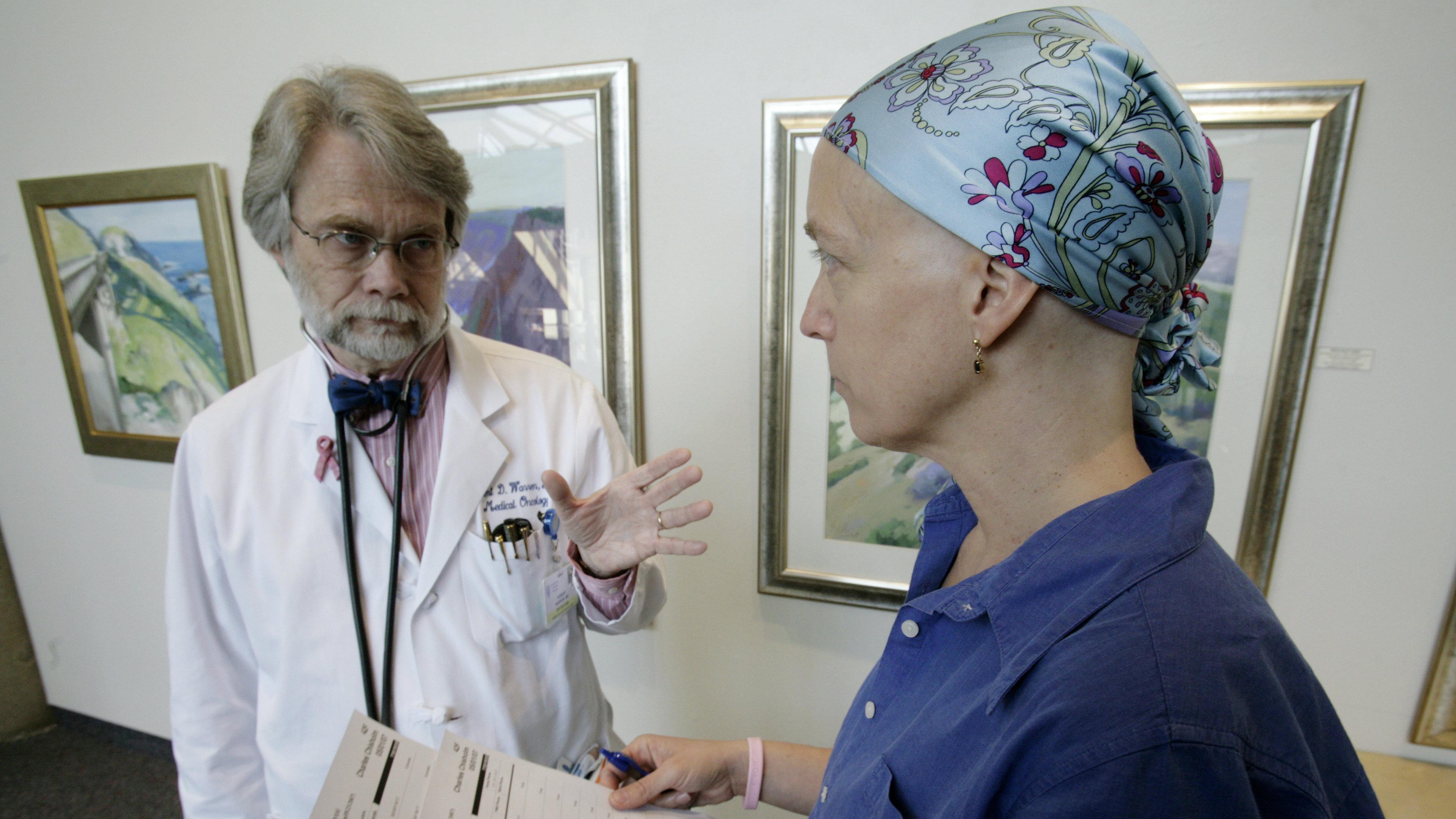oncologistpatient