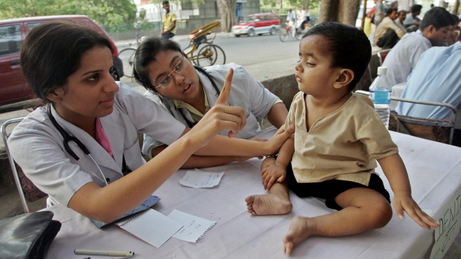 India-Healthcare